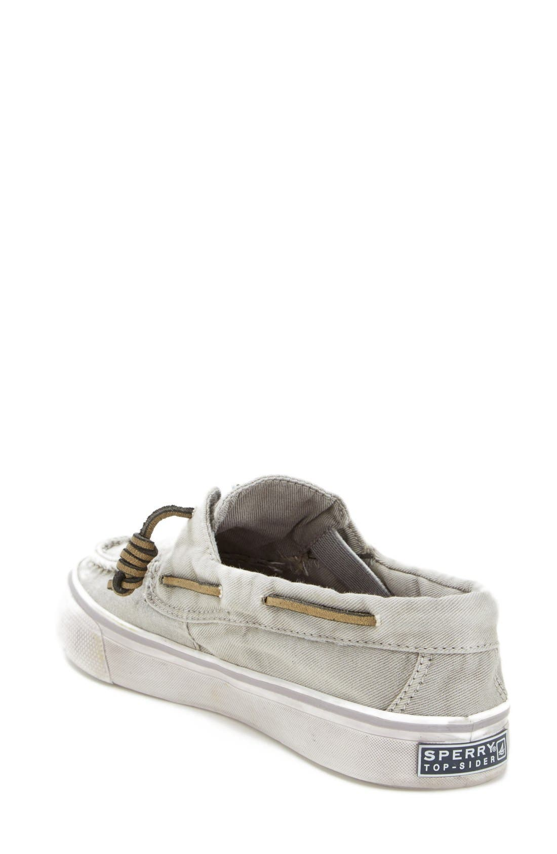 Top-Sider<sup>®</sup> 'Bahama' Sequined Boat Shoe,                             Alternate thumbnail 54, color,