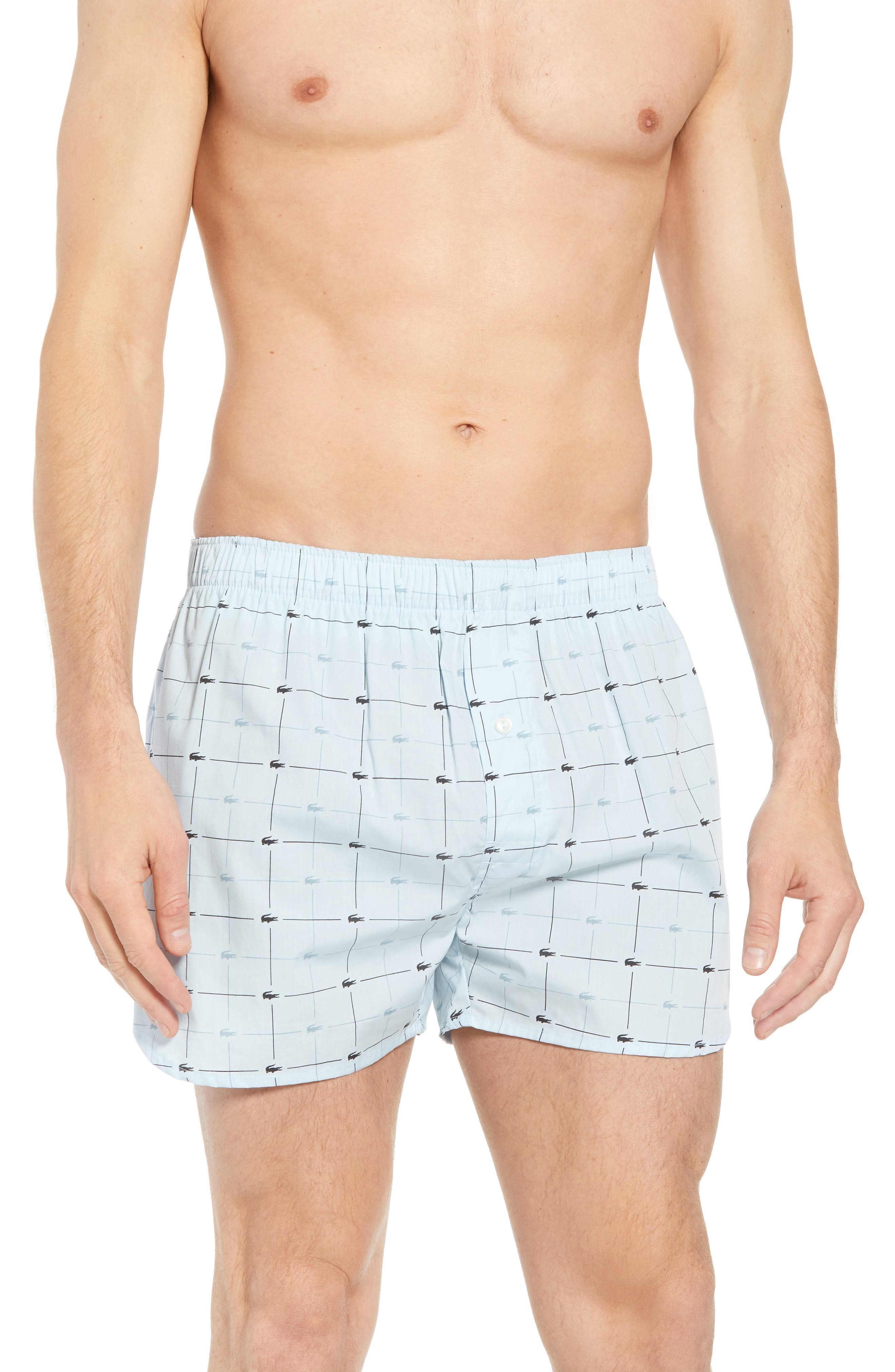3-Pack Cotton Boxers,                             Alternate thumbnail 4, color,