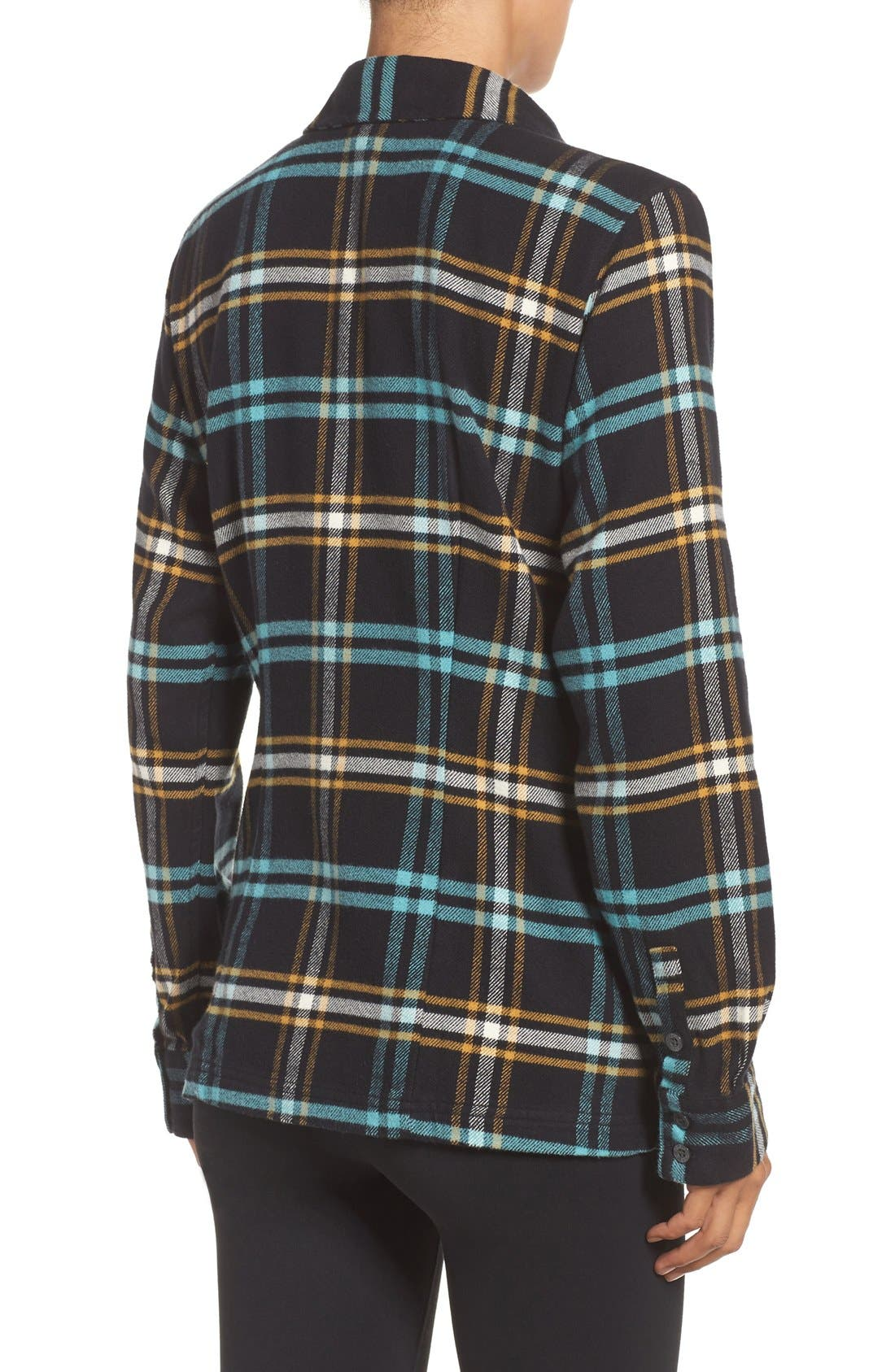 'Fjord' Flannel Shirt,                             Alternate thumbnail 38, color,