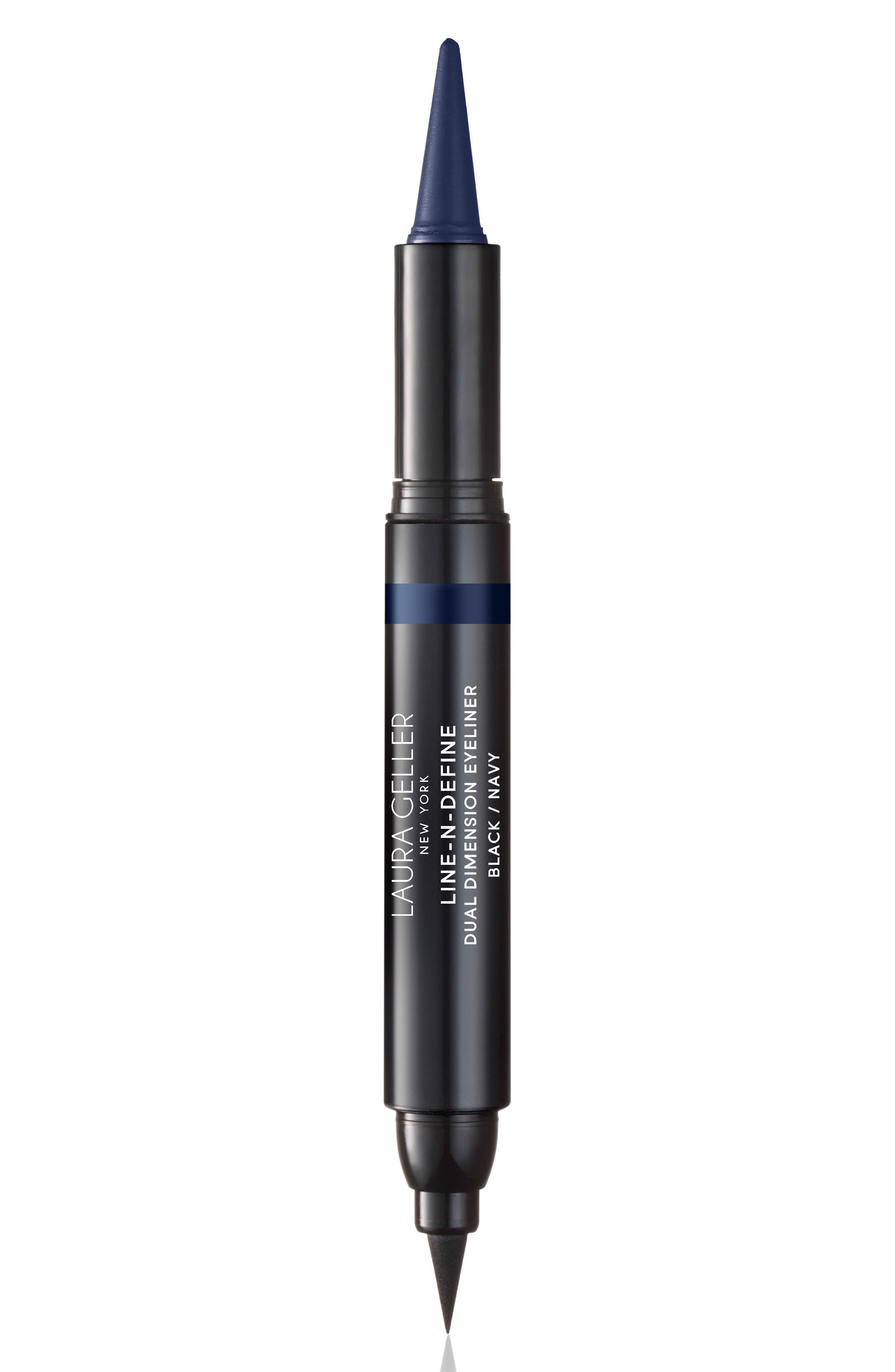 Laura Geller Beauty Line-N-Define Dual Dimension Eyeliner - Navy