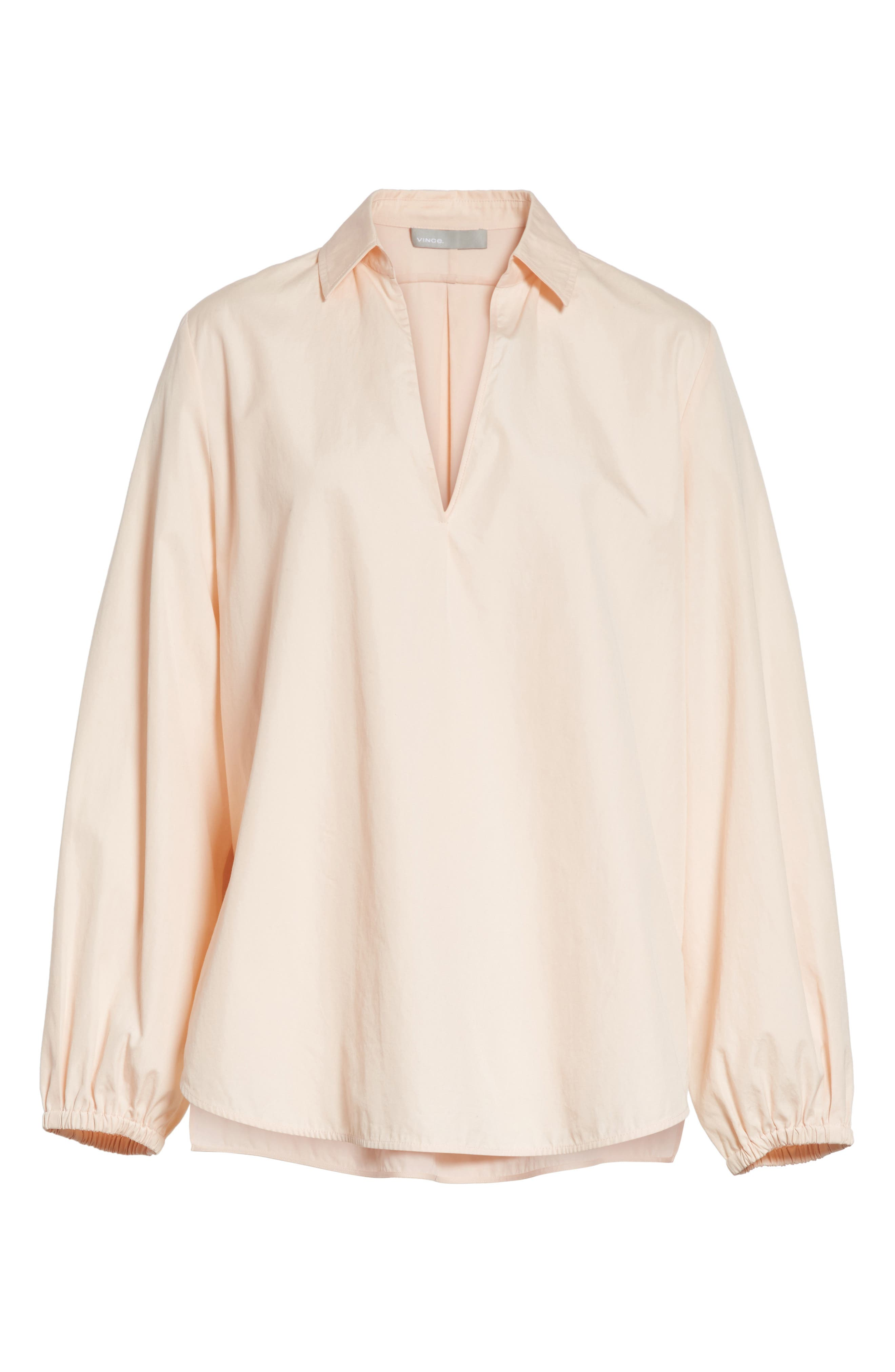 Swing Front Pullover Shirt,                             Alternate thumbnail 24, color,