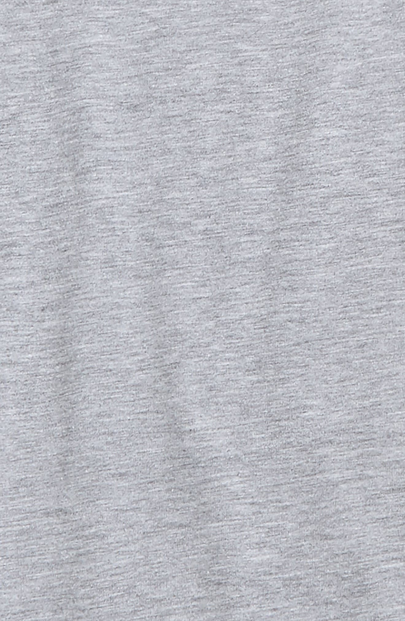 Curved Hem T-Shirt,                             Alternate thumbnail 2, color,                             030