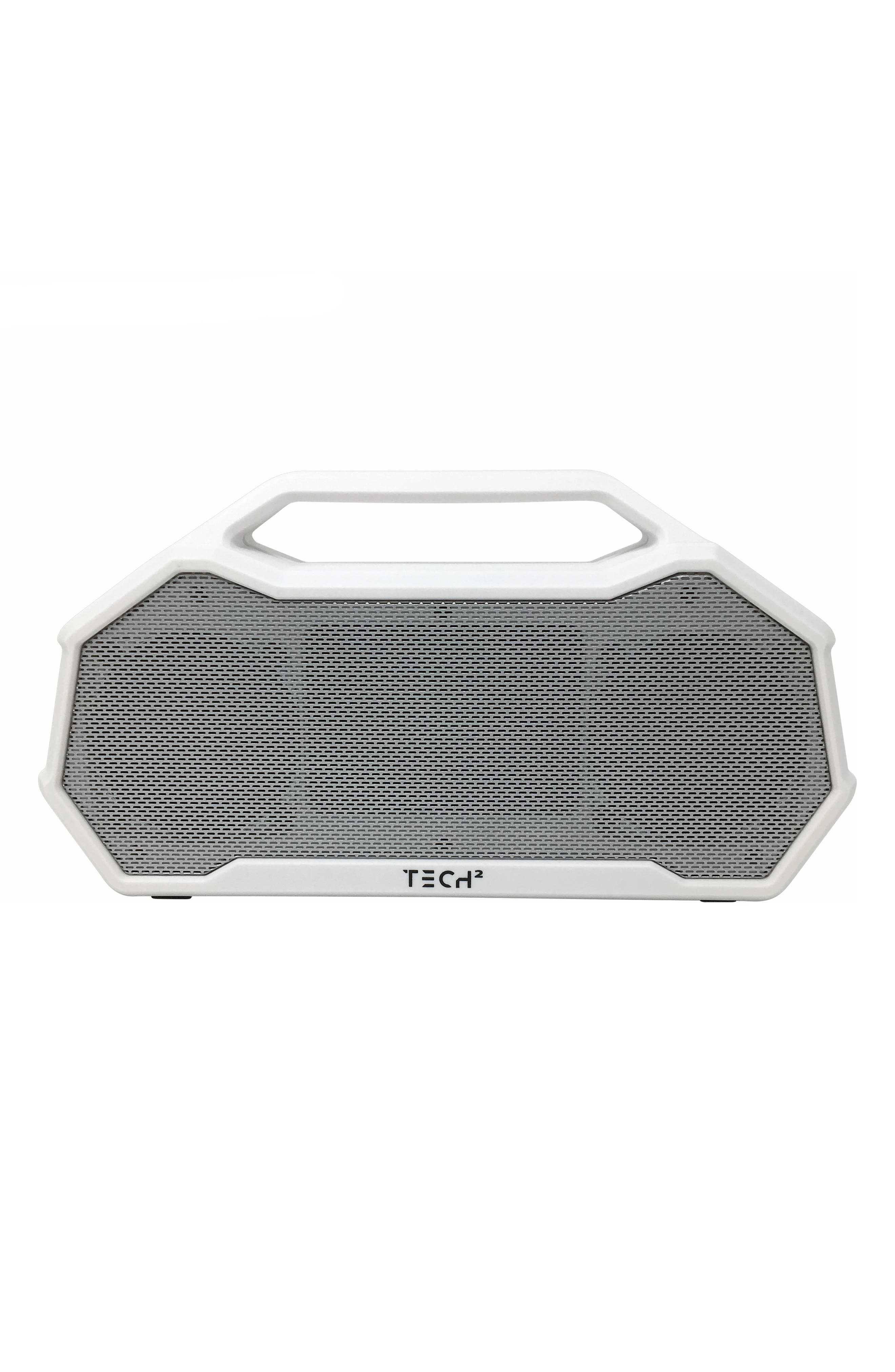 TECH2 Extreme Splashproof Wireless Bluetooth<sup>®</sup> Speaker, Main, color, 040