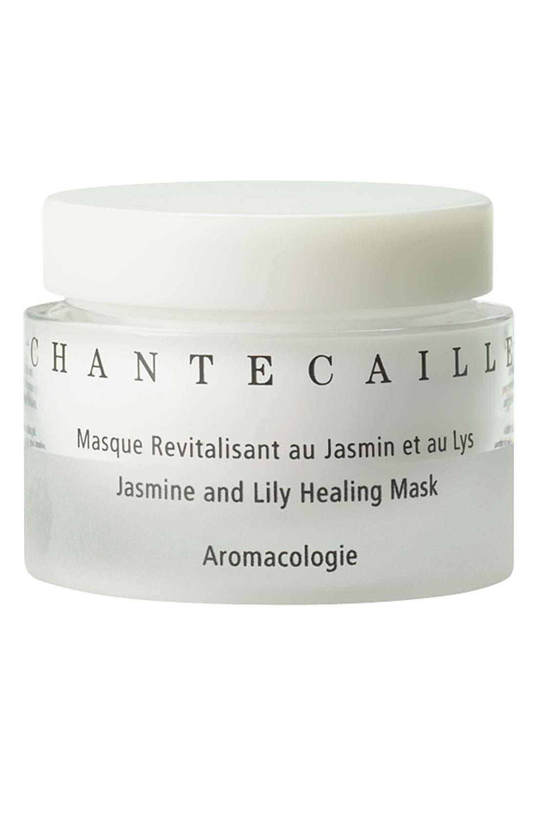 Jasmine and Lily Healing Mask,                             Main thumbnail 1, color,                             NO COLOR