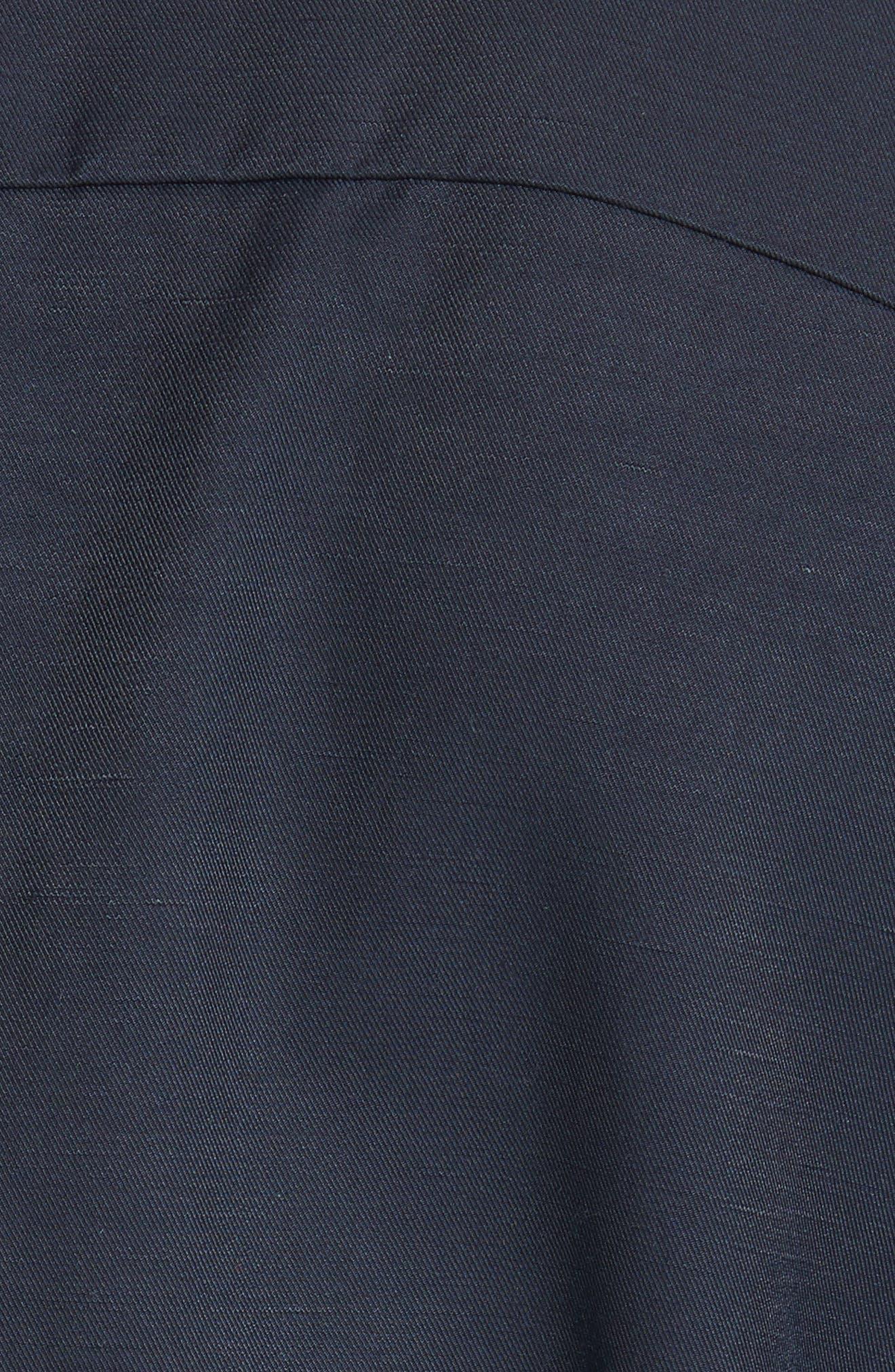 Plunging Cutout Maxi Dress,                             Alternate thumbnail 5, color,                             400
