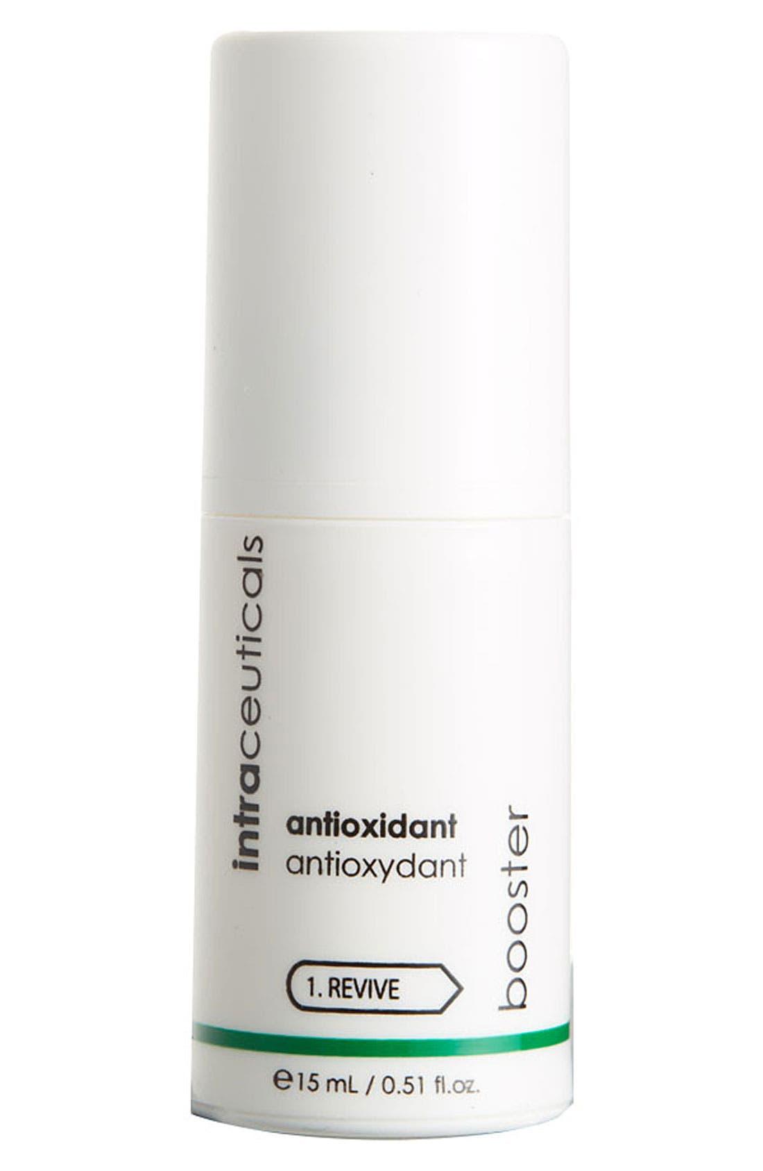 'Booster' Antioxidant Serum,                             Main thumbnail 1, color,                             000