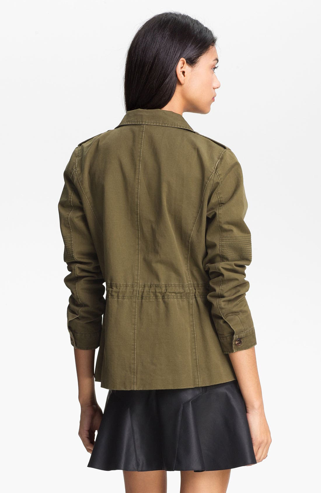Military Jacket,                             Alternate thumbnail 3, color,