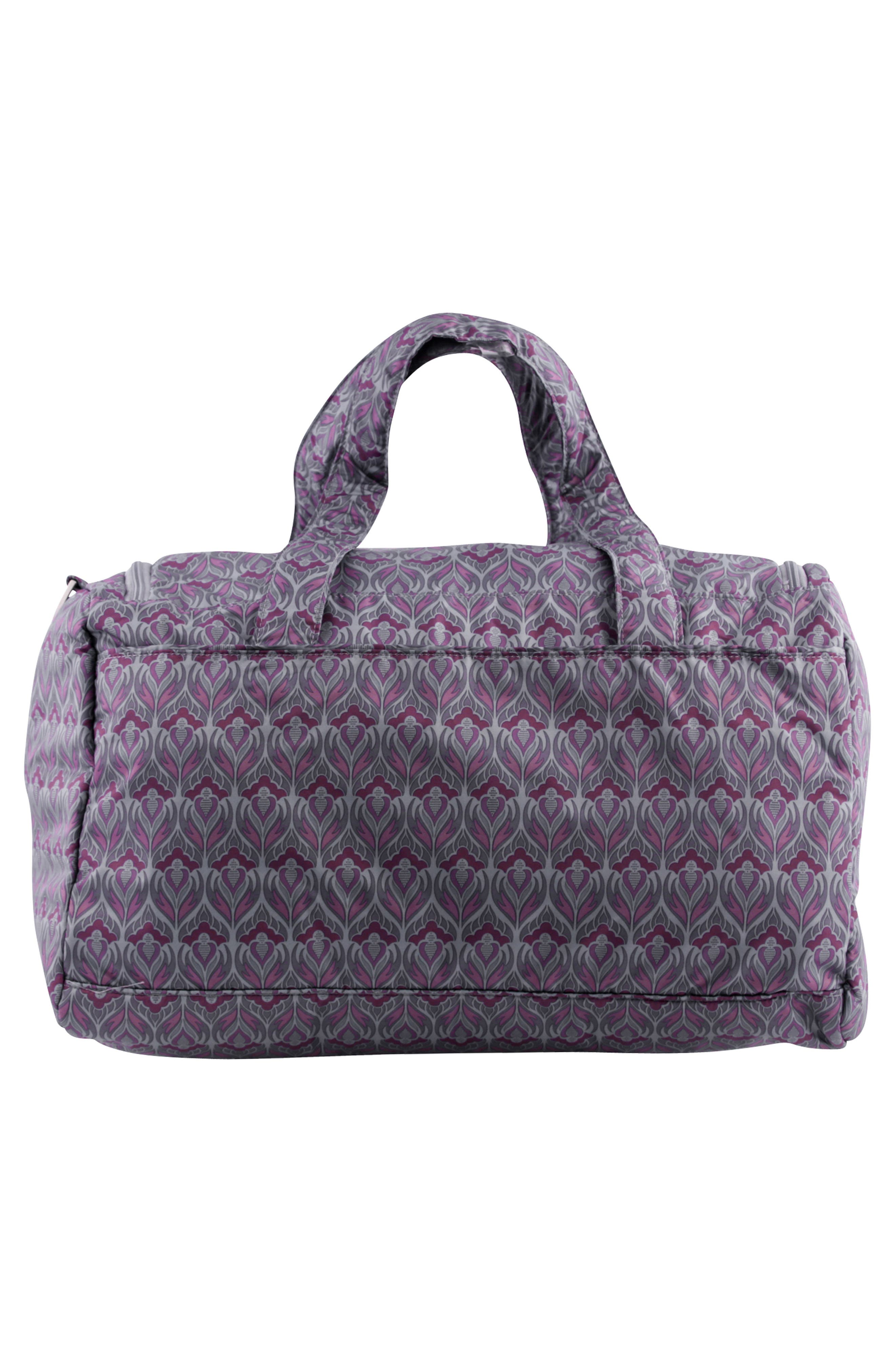 'Starlet' Travel Diaper Bag,                             Alternate thumbnail 9, color,