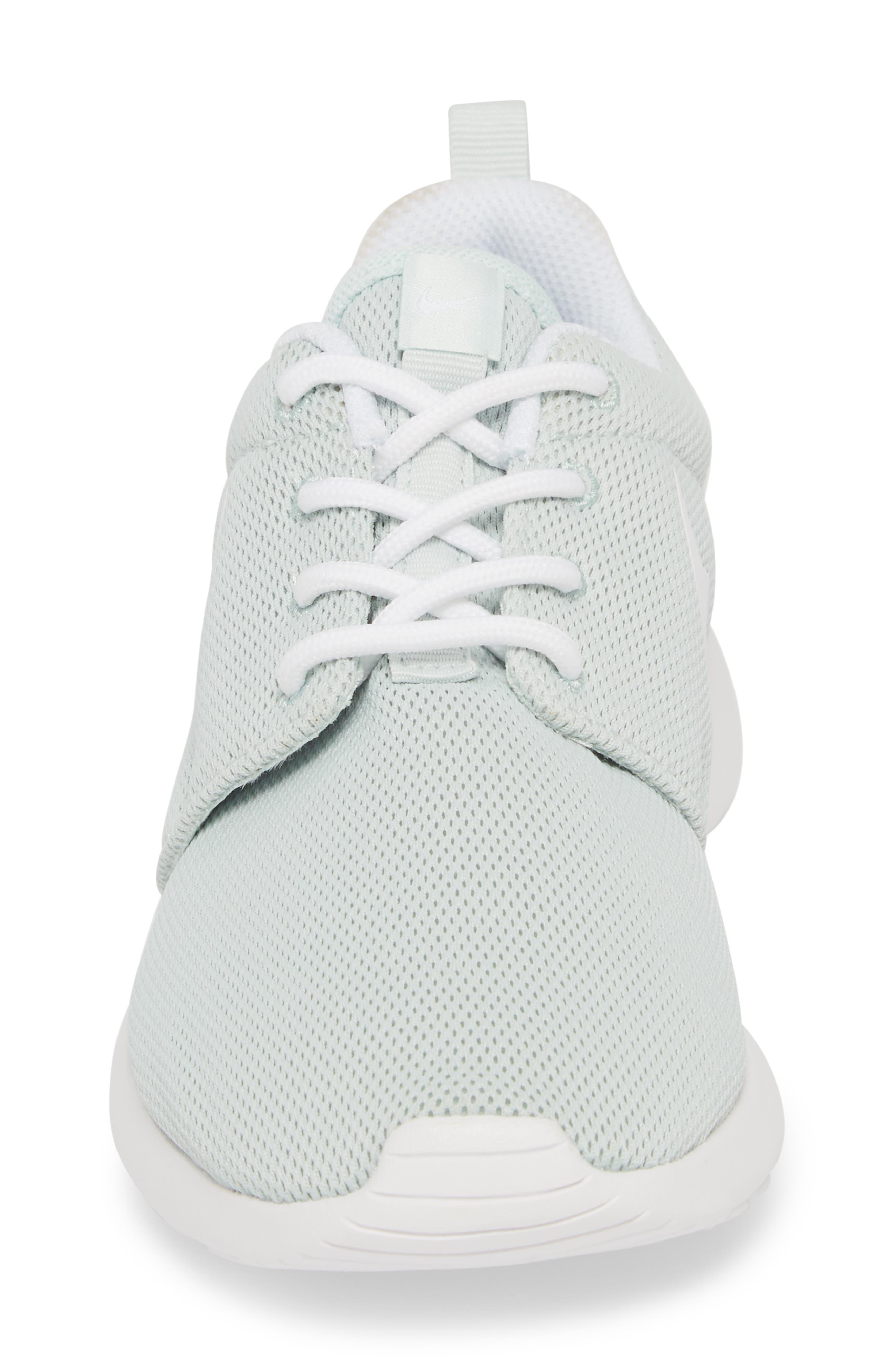 NIKE,                             'Roshe One' Sneaker,                             Alternate thumbnail 4, color,                             303