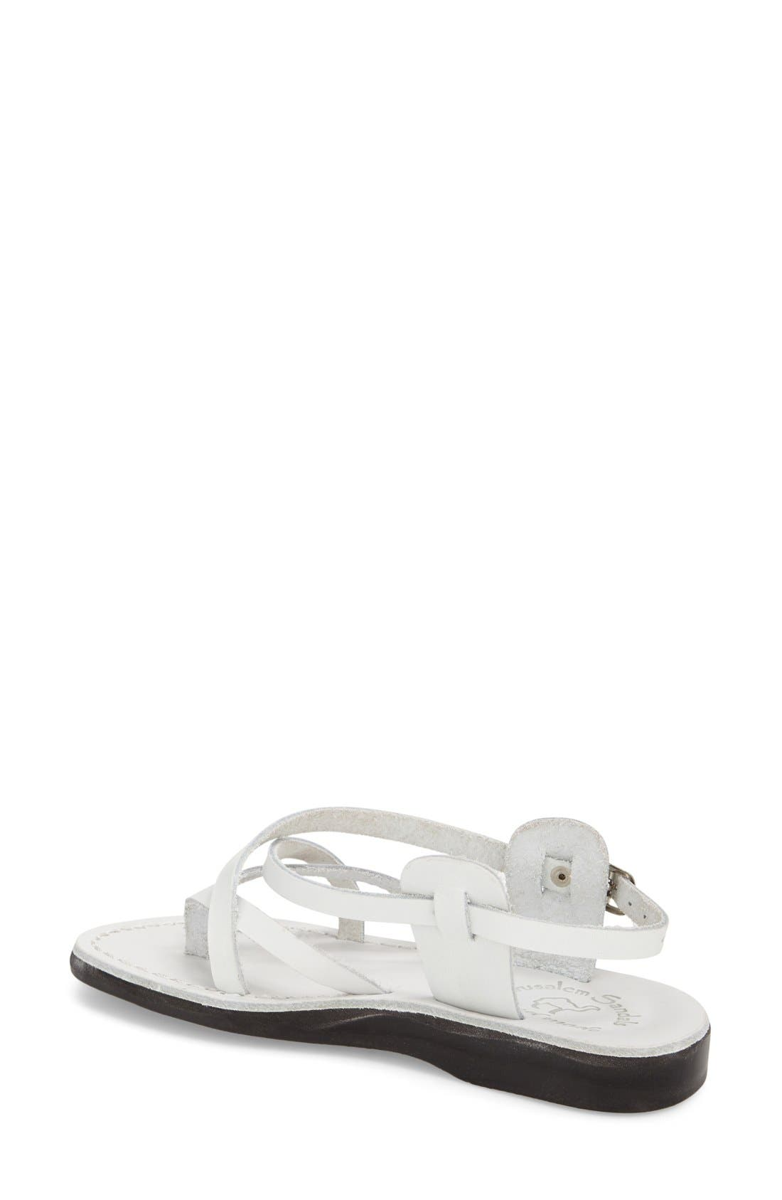 'Tamar' Strappy Sandal,                             Alternate thumbnail 7, color,
