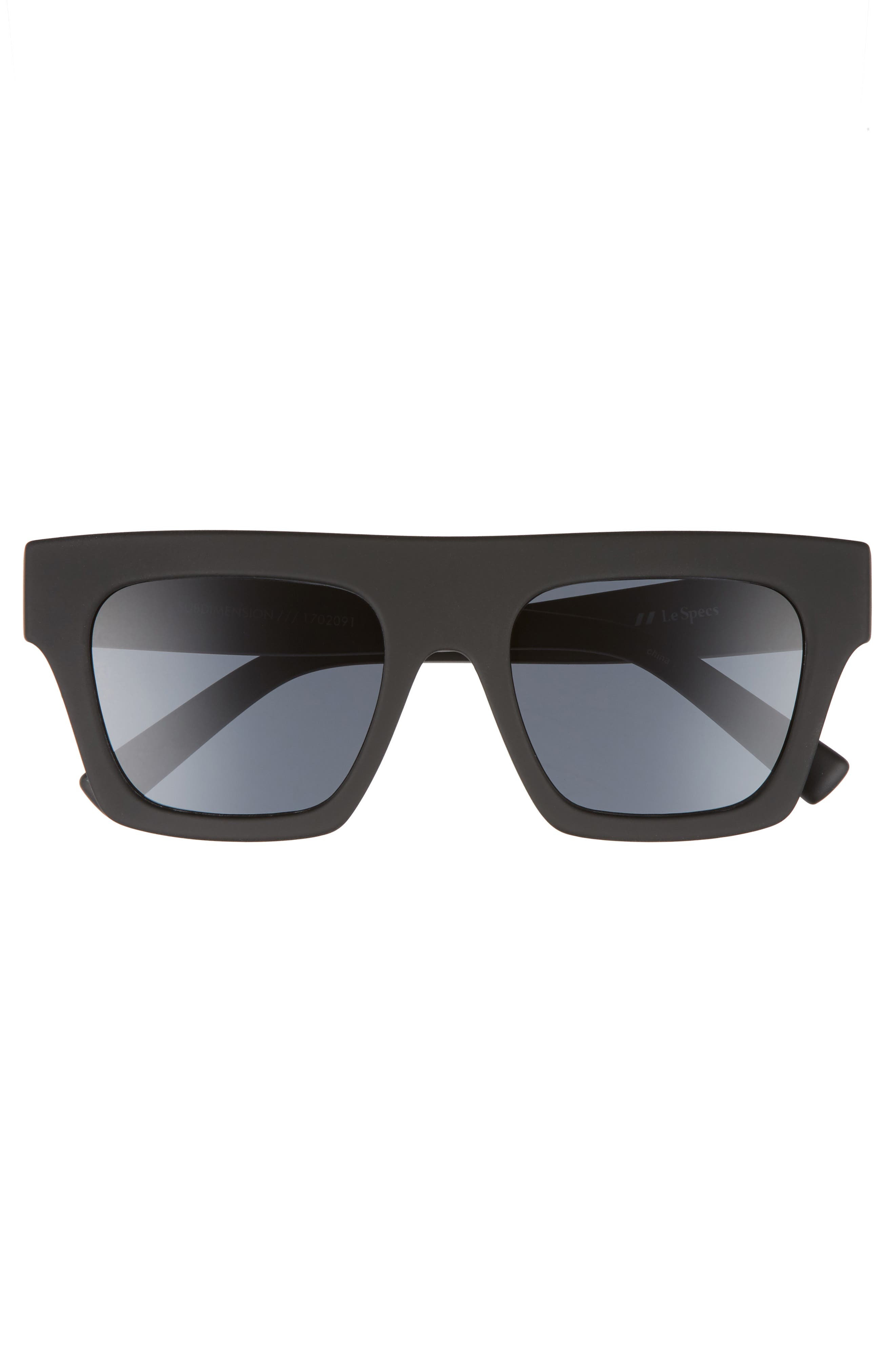 Subdimension 51mm Sunglasses,                             Alternate thumbnail 3, color,                             001
