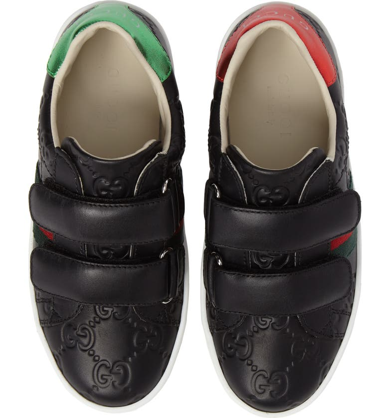 62df790bbdf Gucci New Ace Sneaker (Toddler   Little Kid)