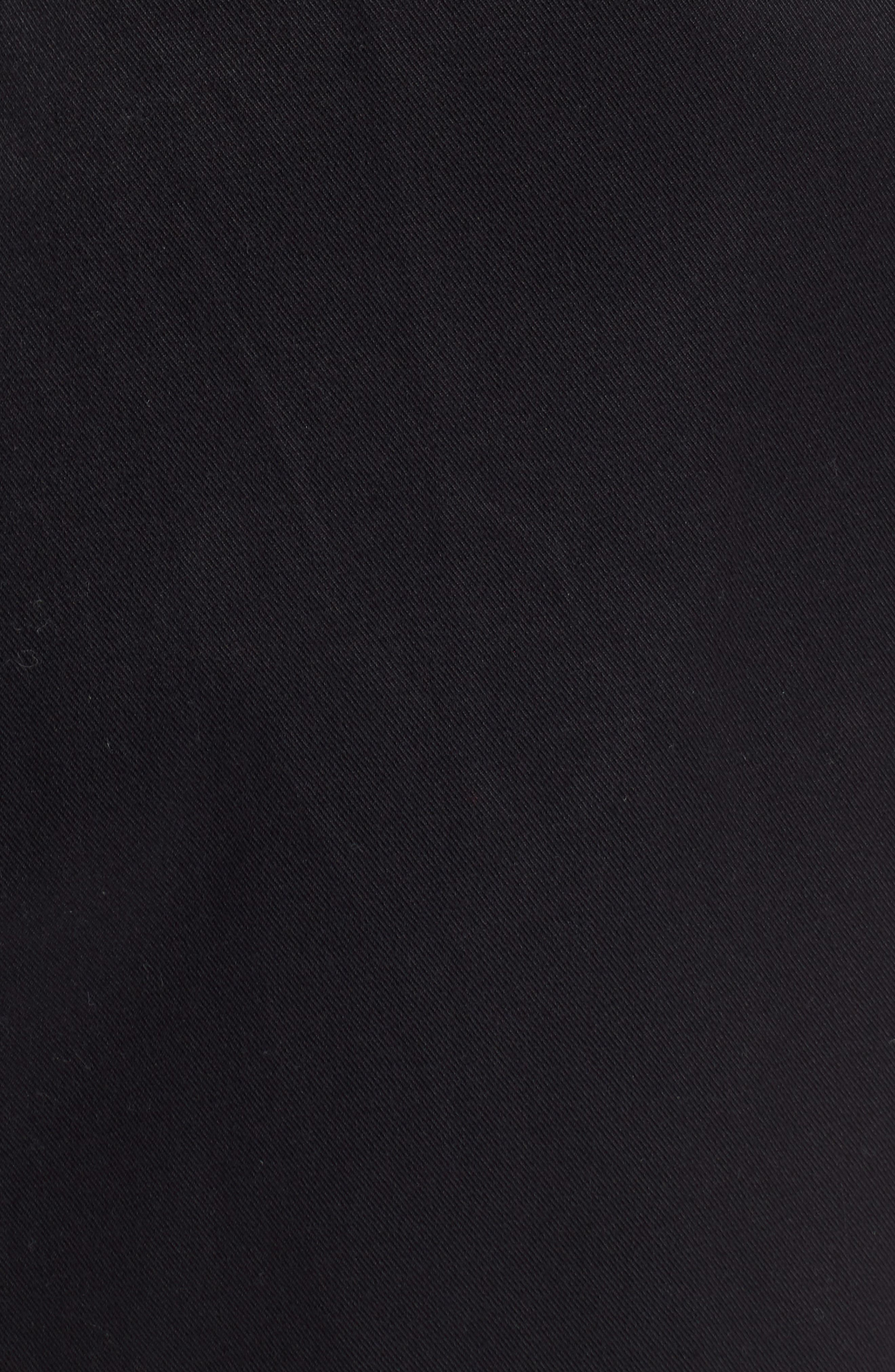 Utility Shirtdress,                             Alternate thumbnail 5, color,                             001