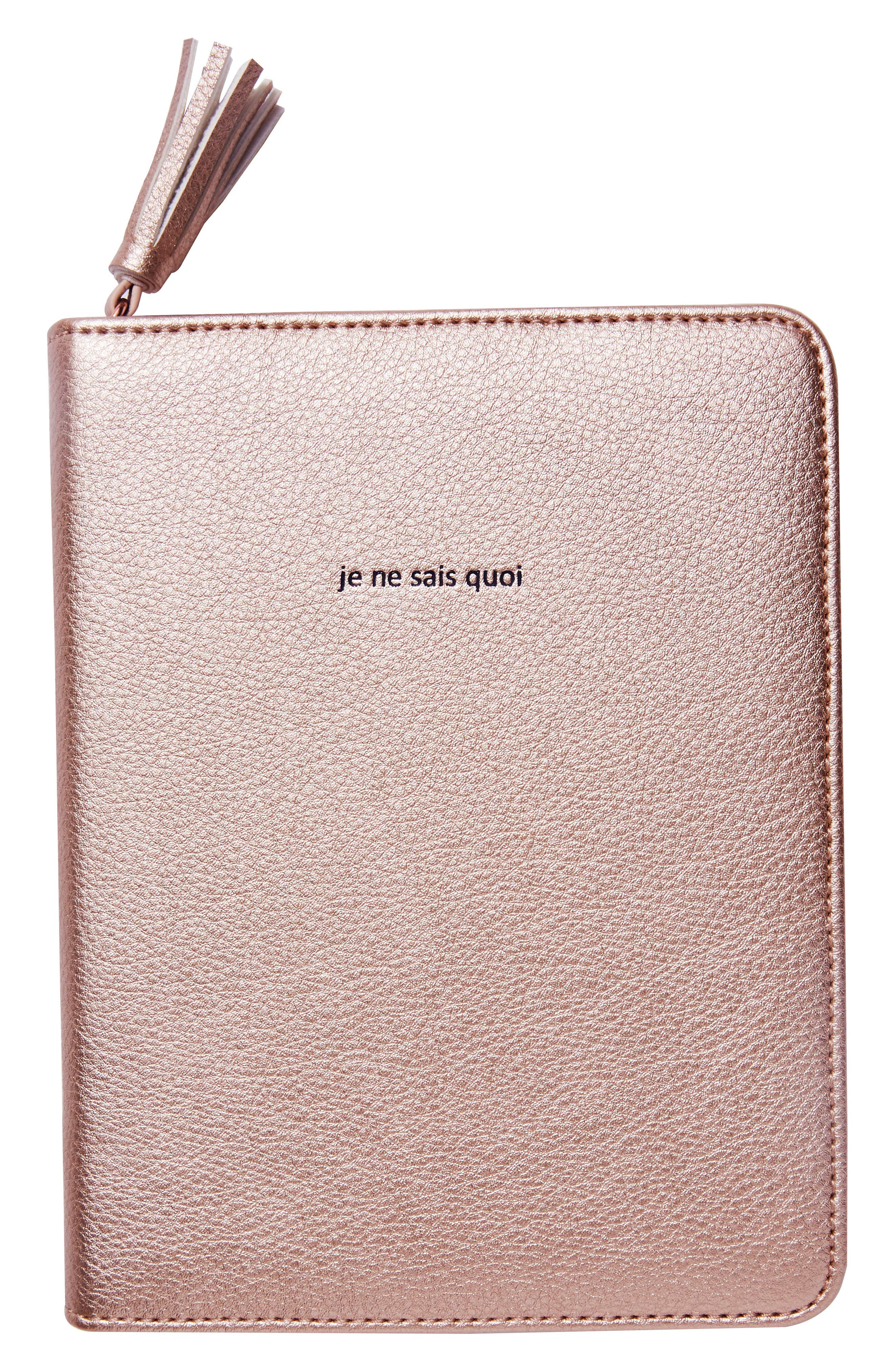 Idiom Leather Journal,                             Alternate thumbnail 27, color,