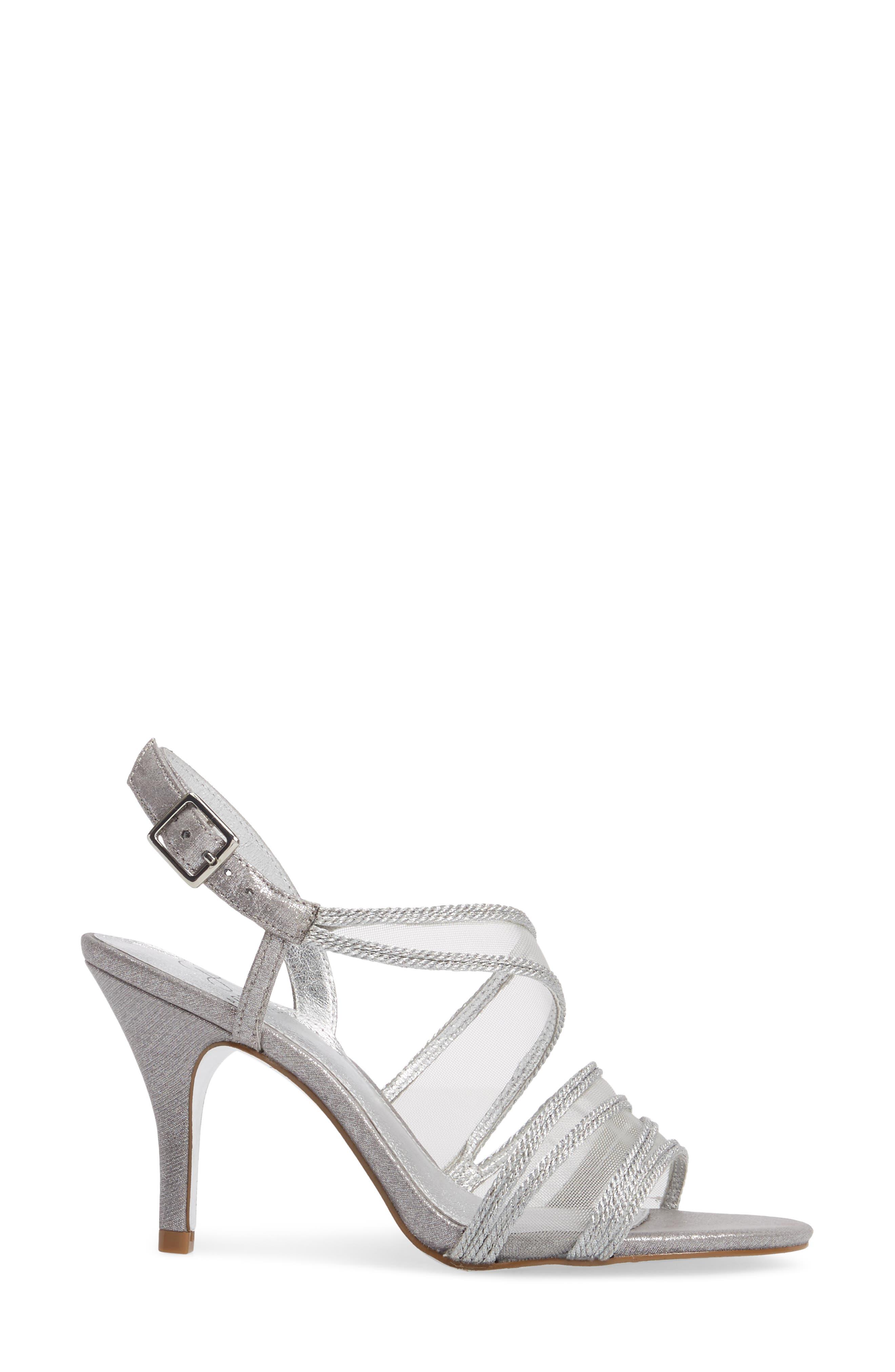 Adelphi Asymmetrical Mesh Sandal,                             Alternate thumbnail 9, color,