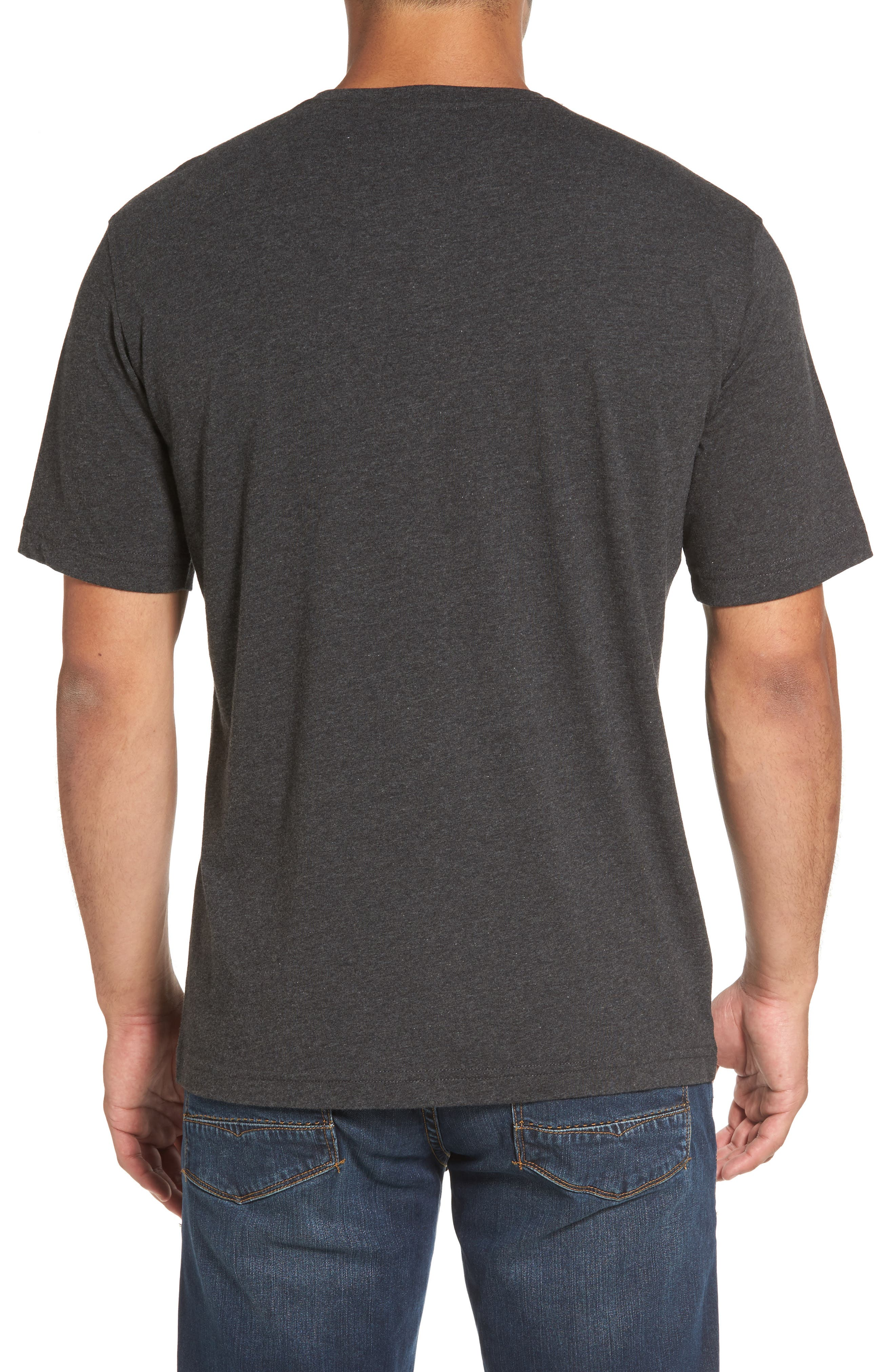 Crown Pocket T-Shirt,                             Alternate thumbnail 2, color,                             020