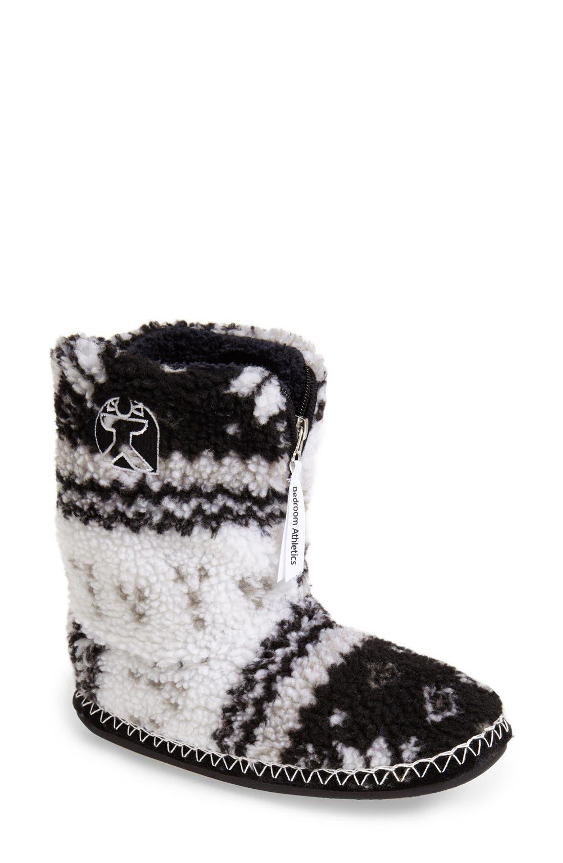 'Jessica' Slipper Boot,                             Main thumbnail 1, color,                             009