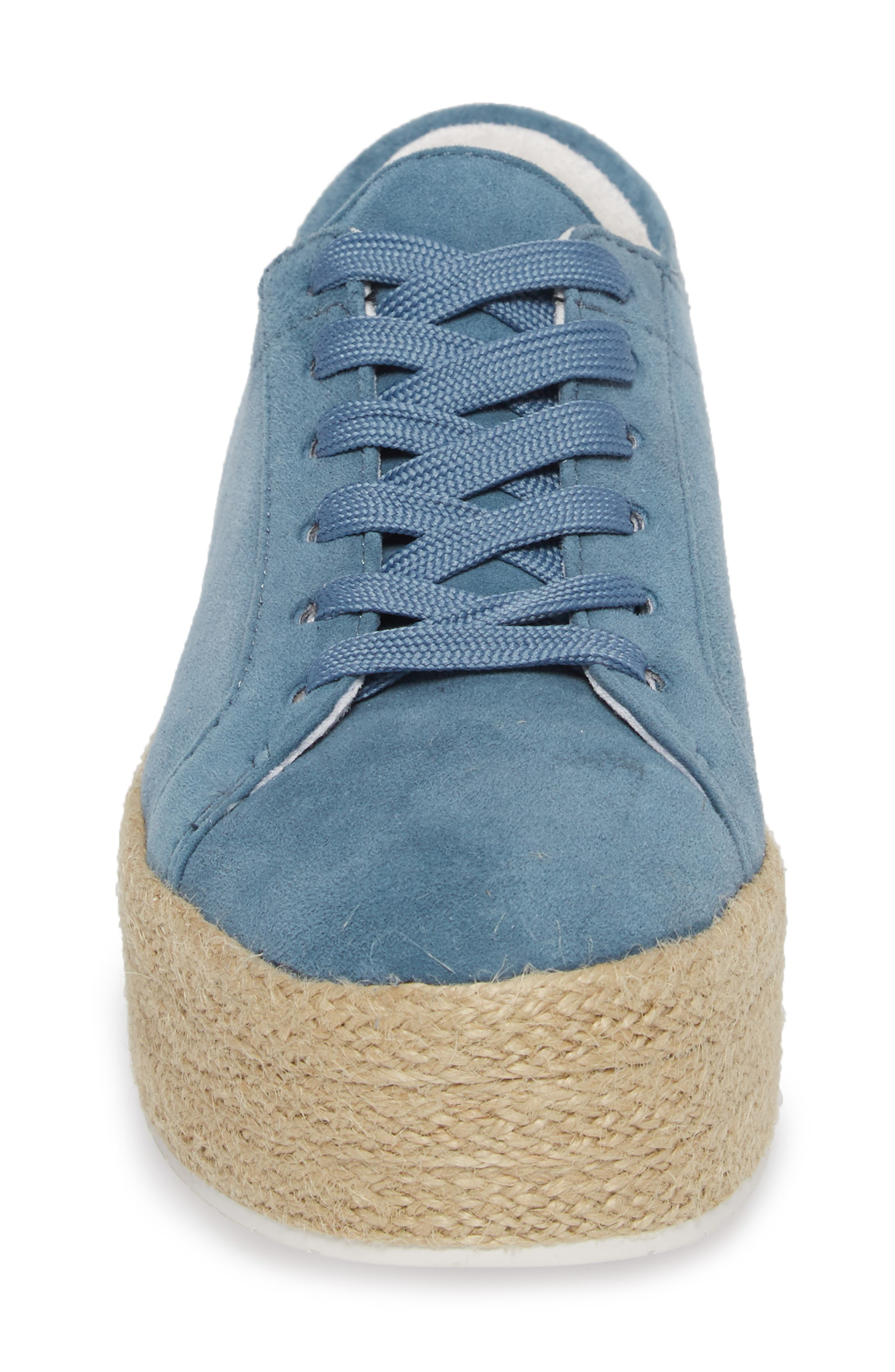 Allyson Espadrille Platform Sneaker,                             Alternate thumbnail 15, color,