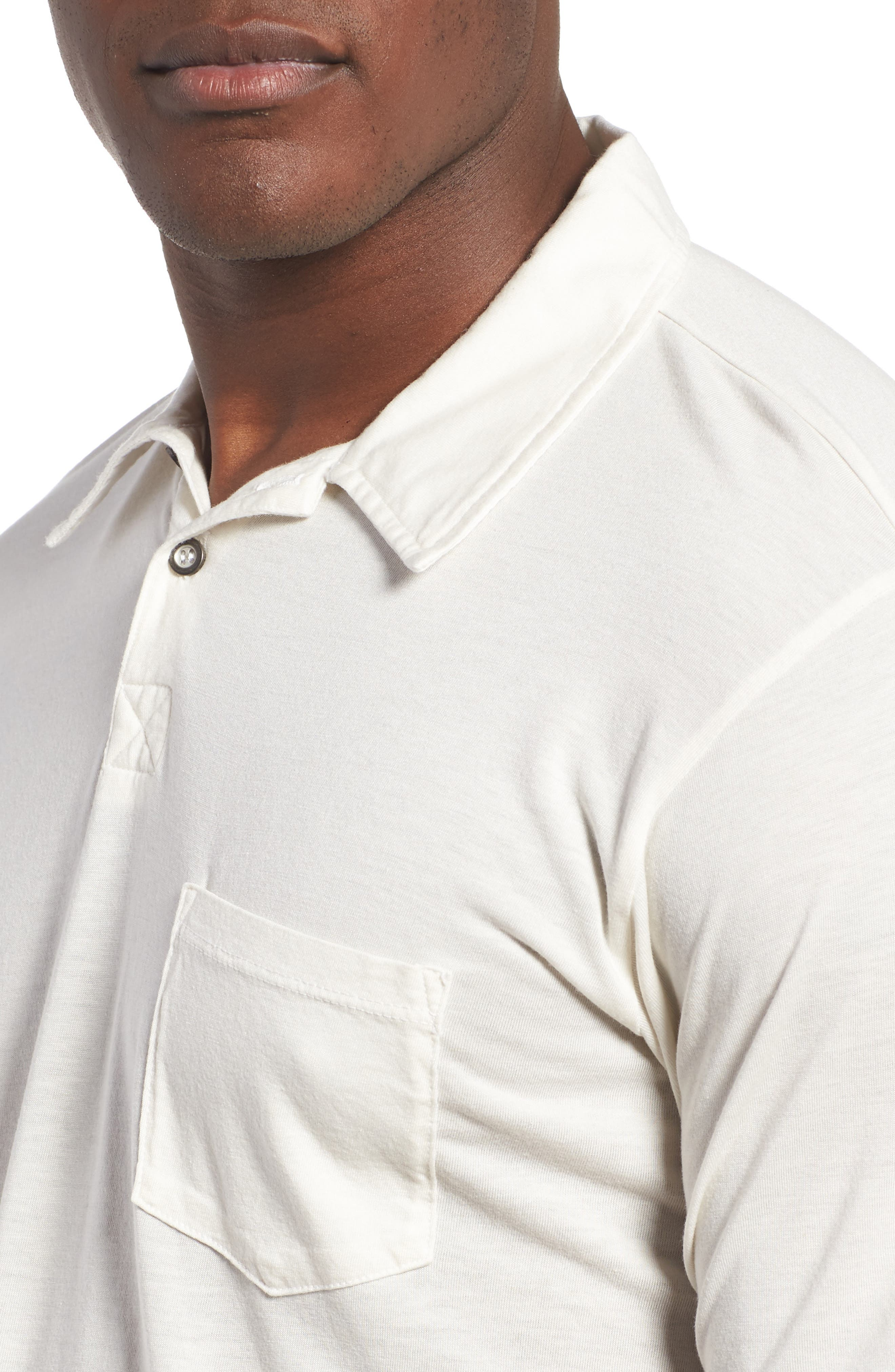 Essential Jersey Polo,                             Alternate thumbnail 10, color,
