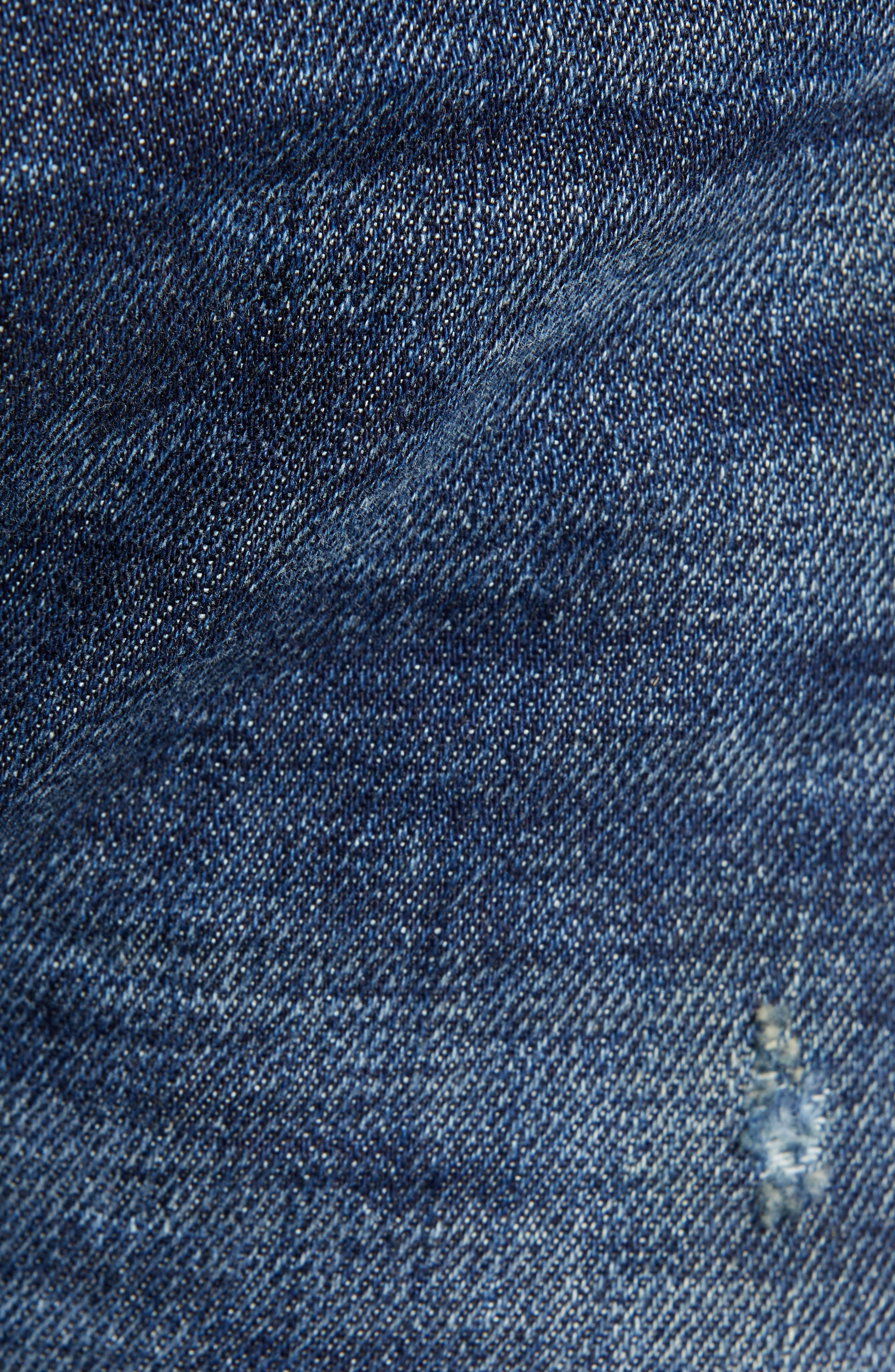 Zatiny Bootcut Jeans,                             Alternate thumbnail 5, color,                             087AT
