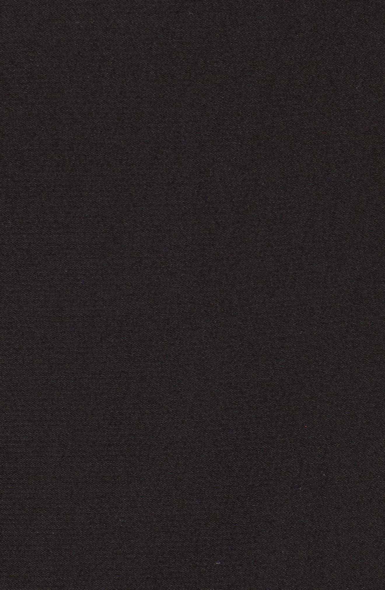 One-Shoulder Sheath Dress,                             Alternate thumbnail 5, color,                             004