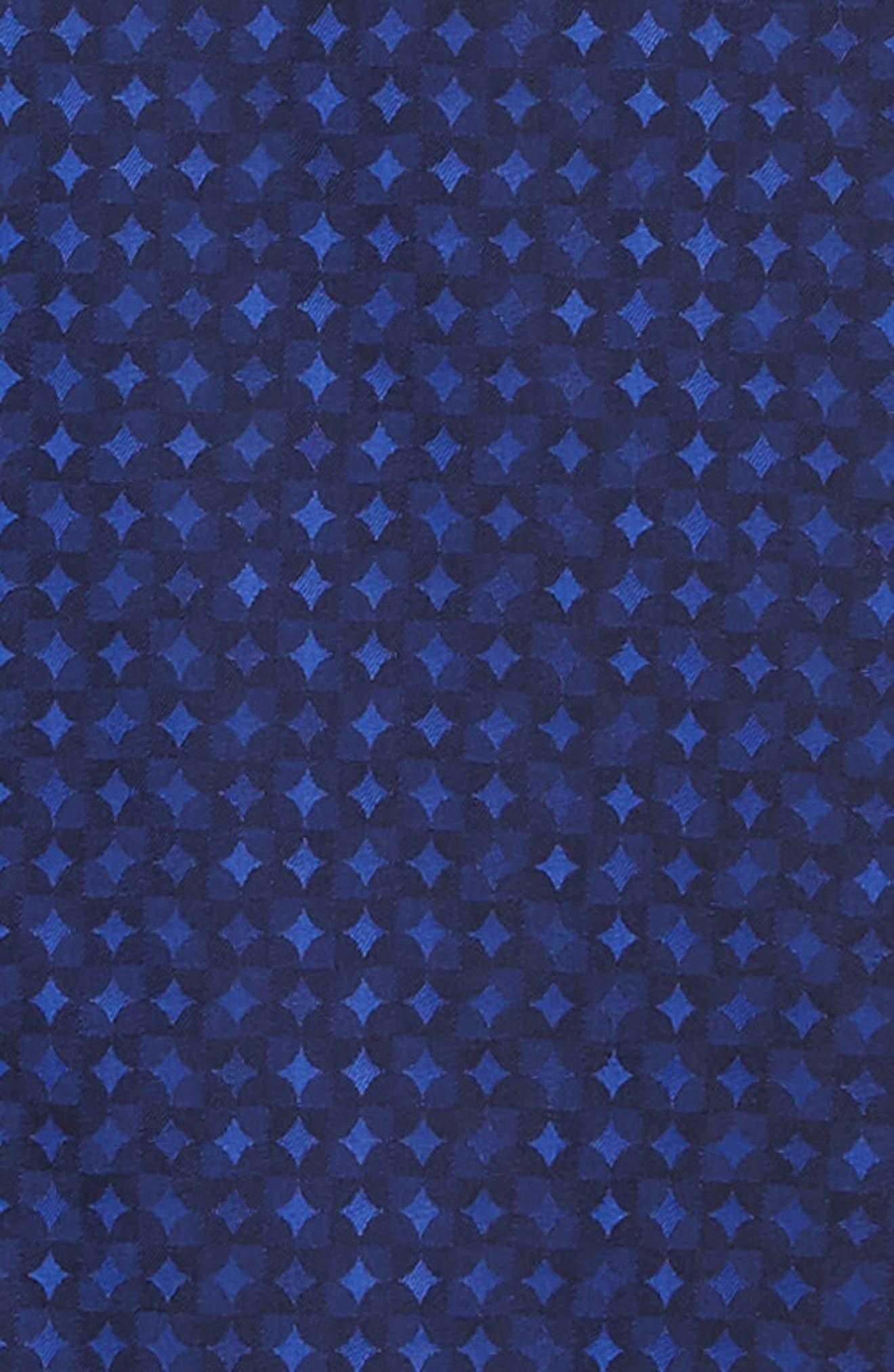 Harris Classic Fit Sport Shirt,                             Alternate thumbnail 6, color,                             BLUE