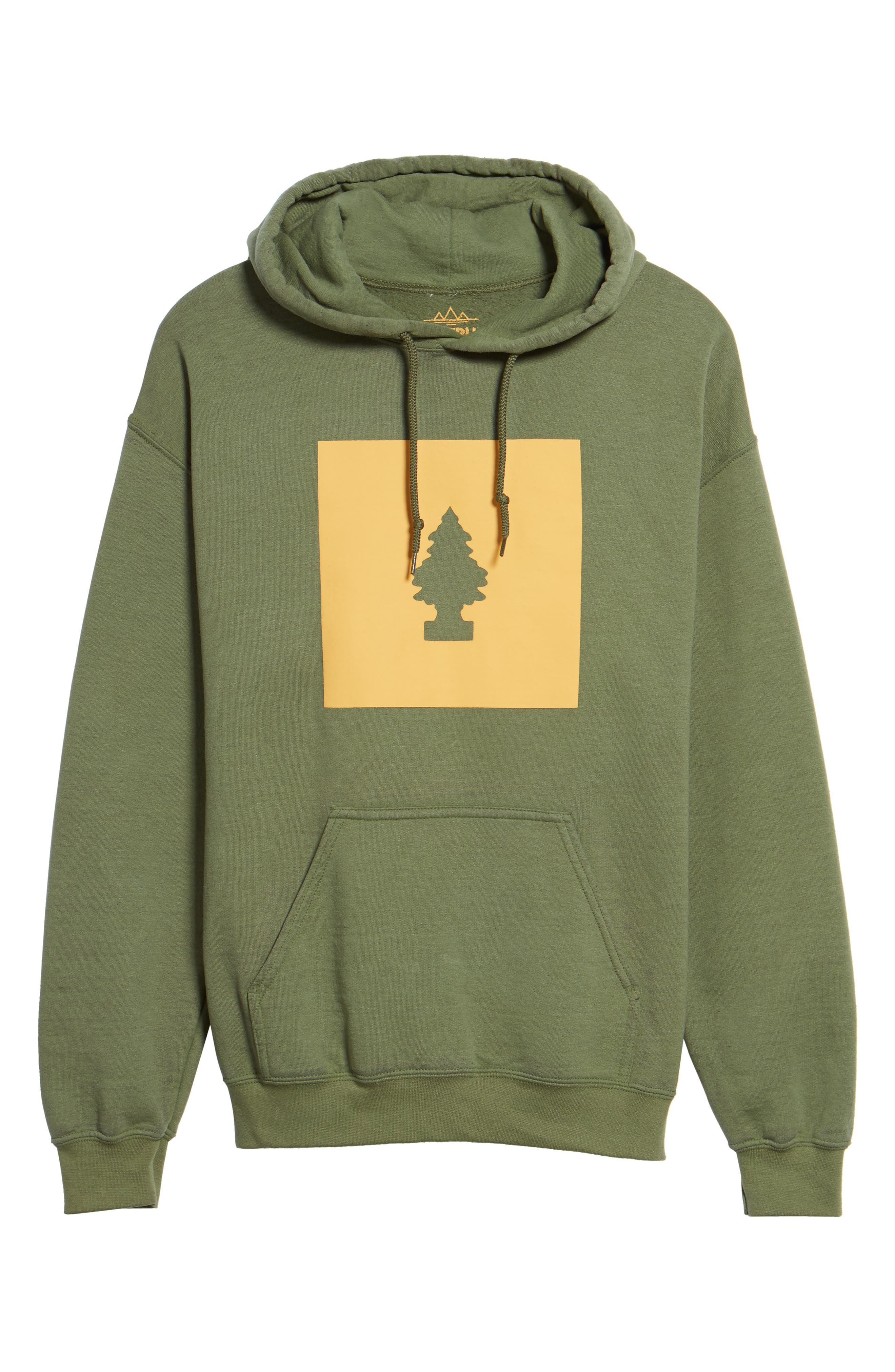 Happy Little Tree Hoodie,                             Alternate thumbnail 6, color,                             300