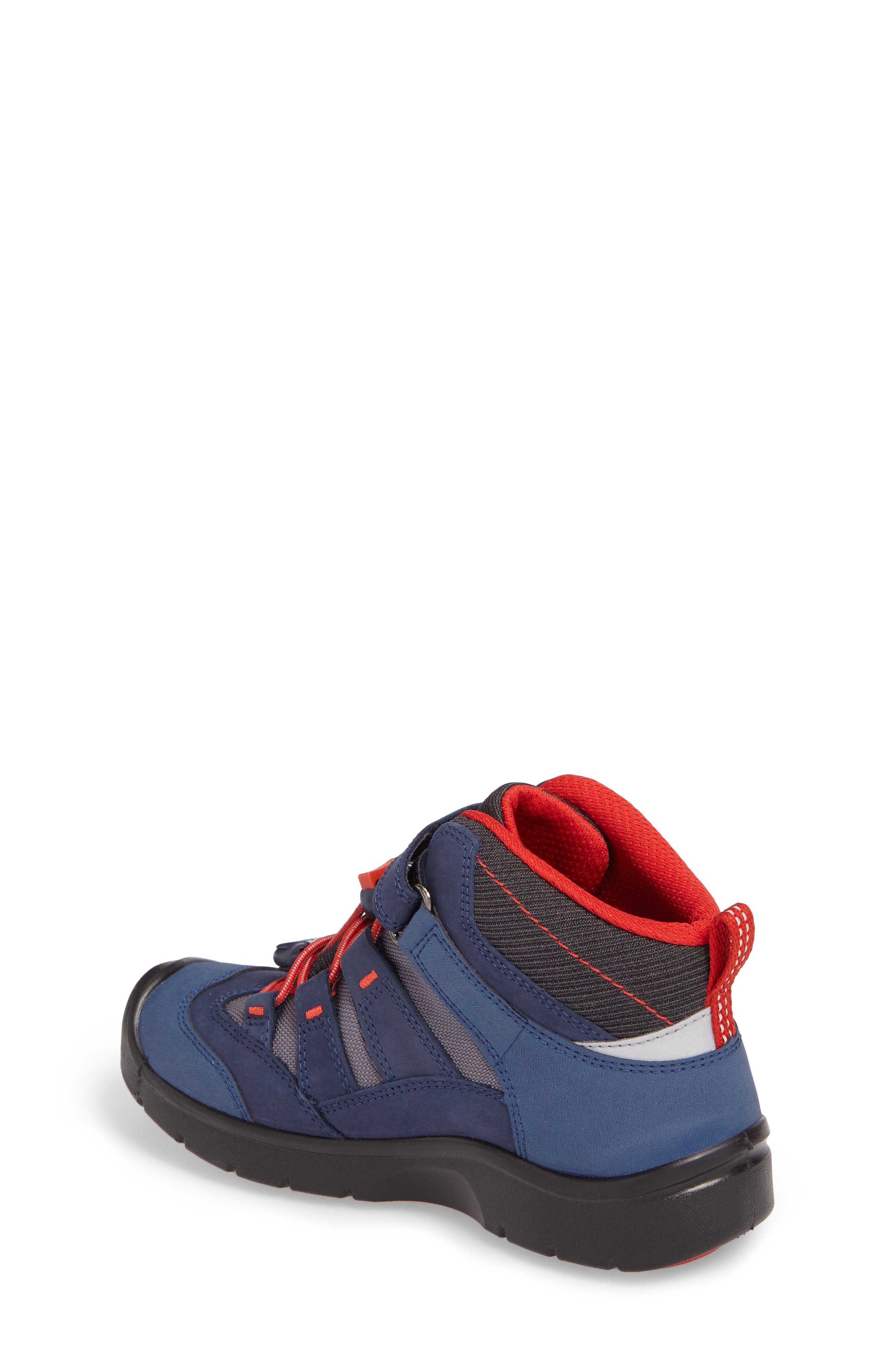 Hikeport Strap Waterproof Mid Boot,                             Alternate thumbnail 7, color,