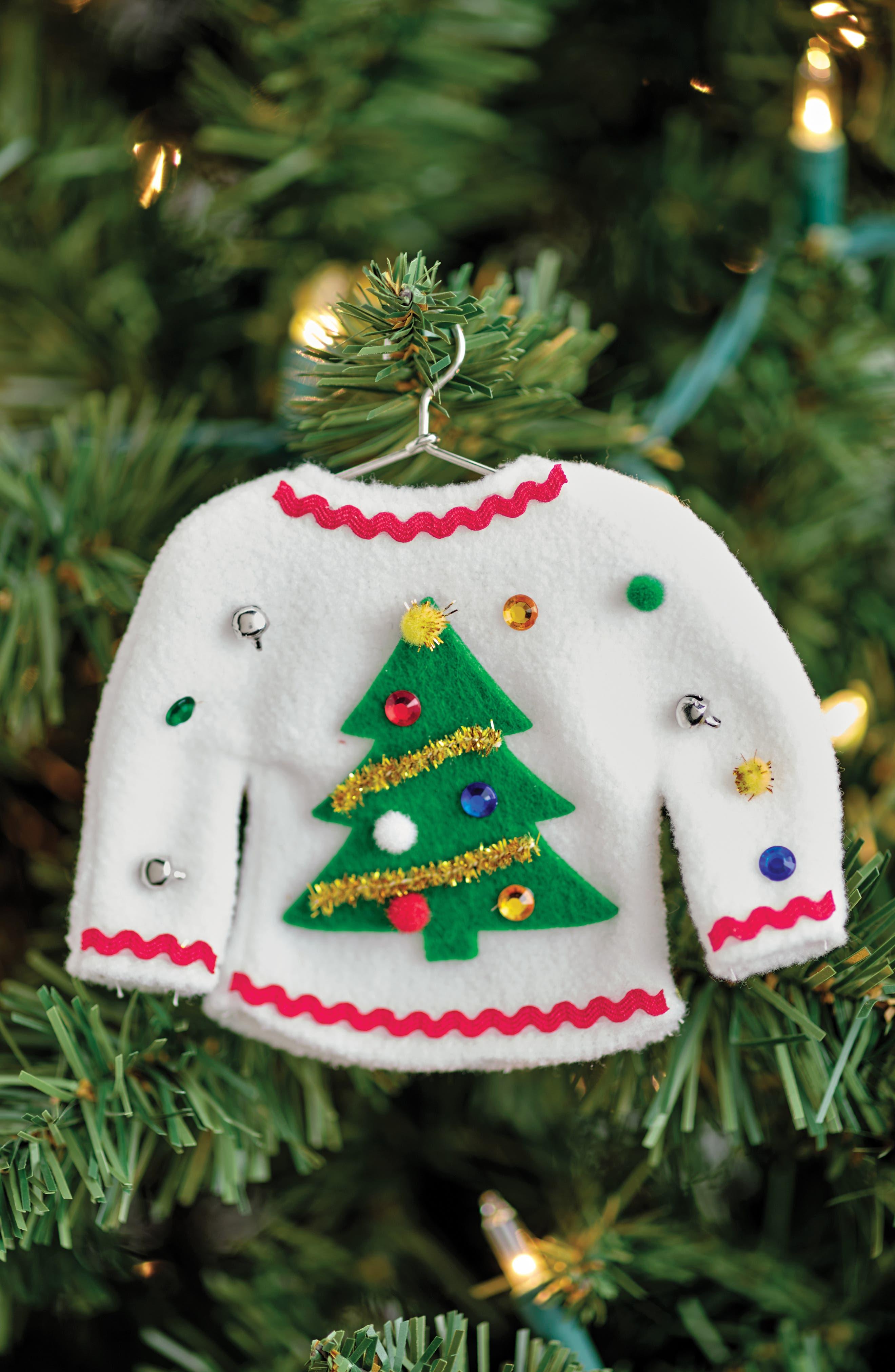 Sweater Ornaments Kit,                             Alternate thumbnail 2, color,                             320