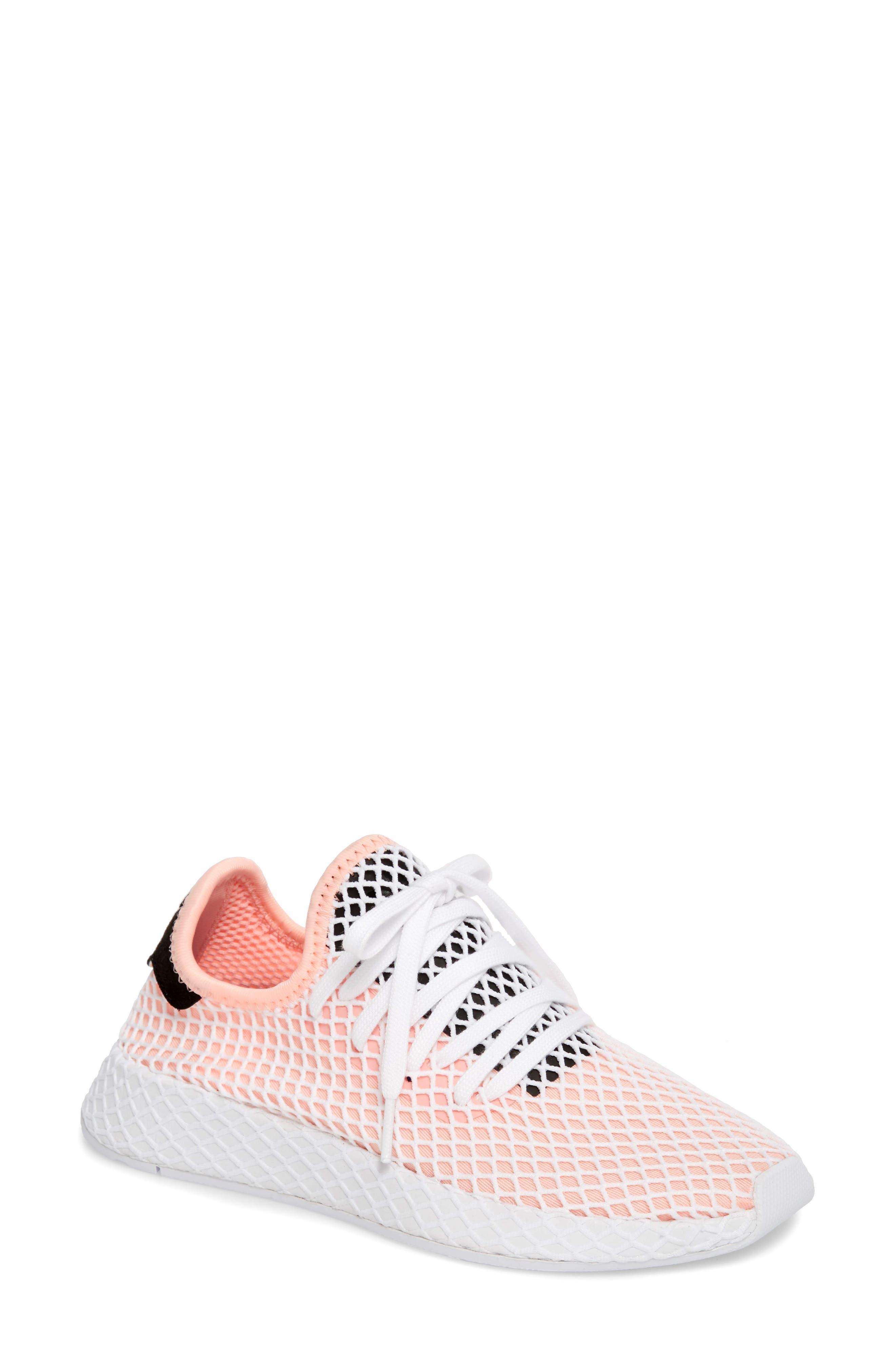ADIDAS Deerupt Runner Sneaker, Main, color, 660