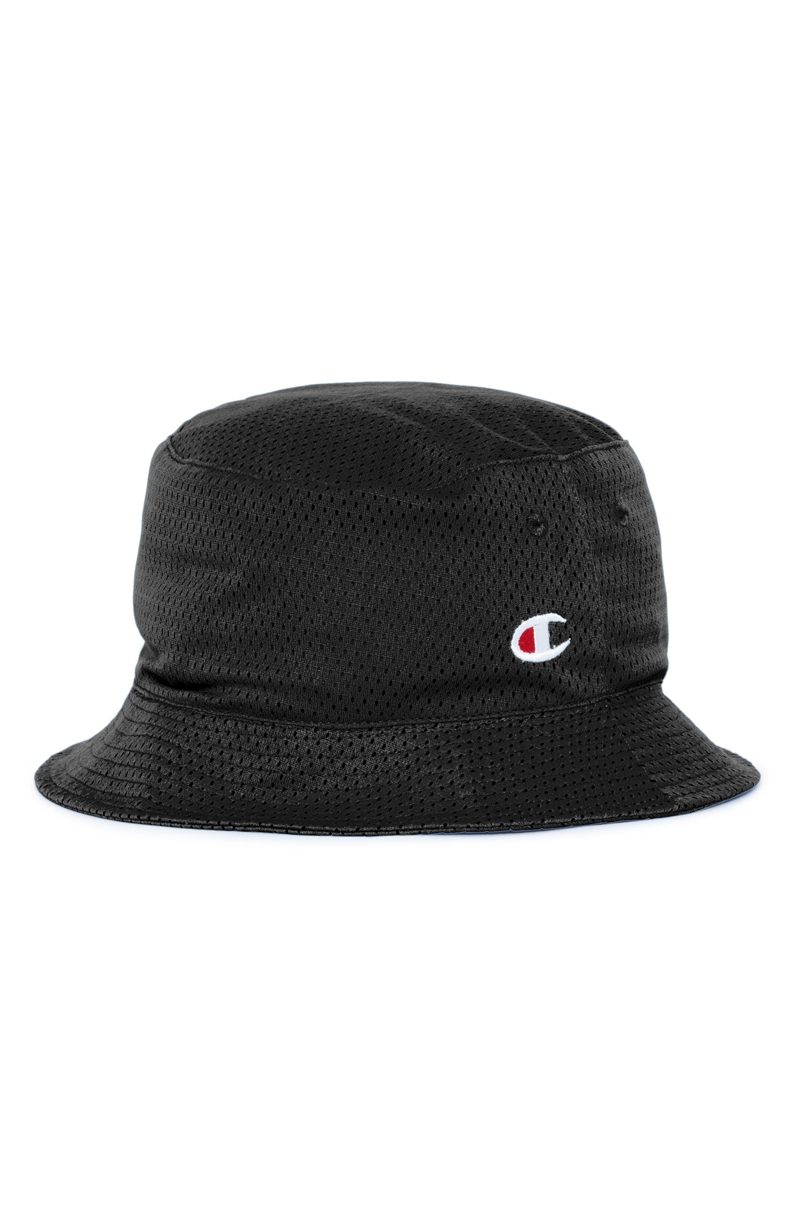 Reversible Mesh Bucket Hat,                         Main,                         color, 020