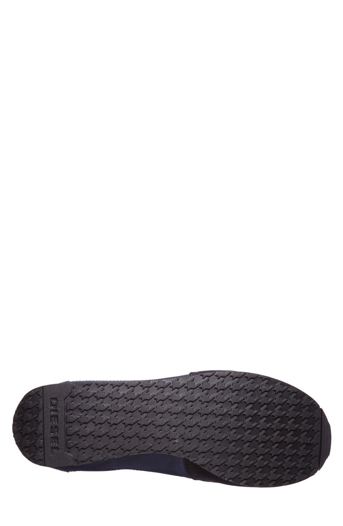 'Black Jake Slocker' Sneaker,                             Alternate thumbnail 2, color,                             400