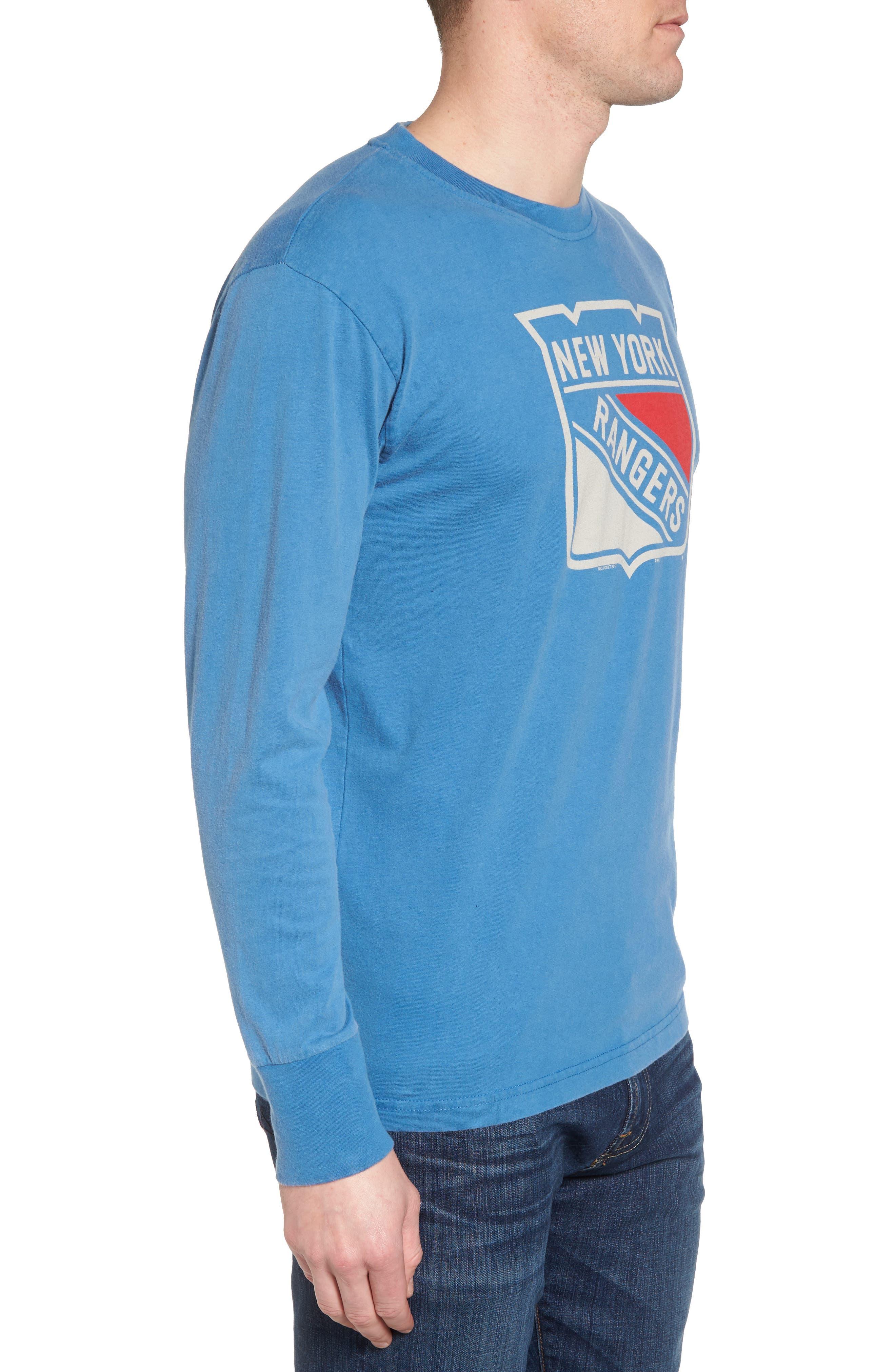 Gresham New York Rangers T-Shirt,                             Alternate thumbnail 3, color,                             450
