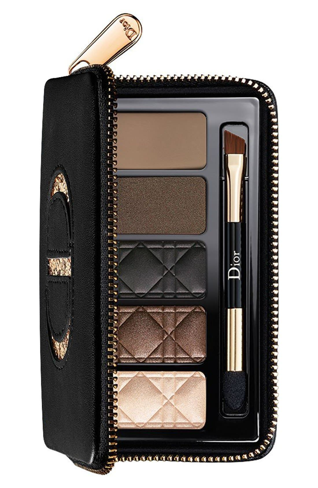 Total Matte Smoky Glow Palette for Eyes & Brows,                             Main thumbnail 1, color,                             200