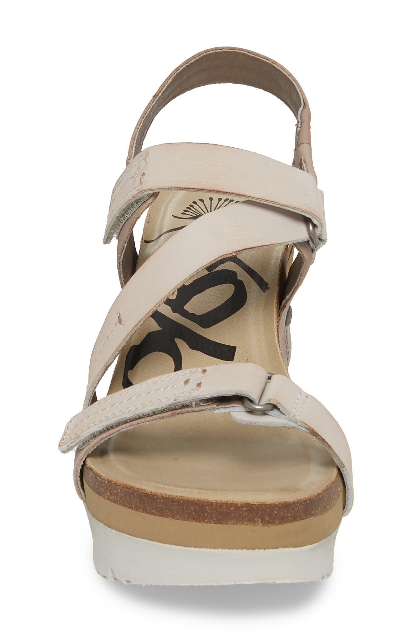 Wavey Wedge Sandal,                             Alternate thumbnail 11, color,