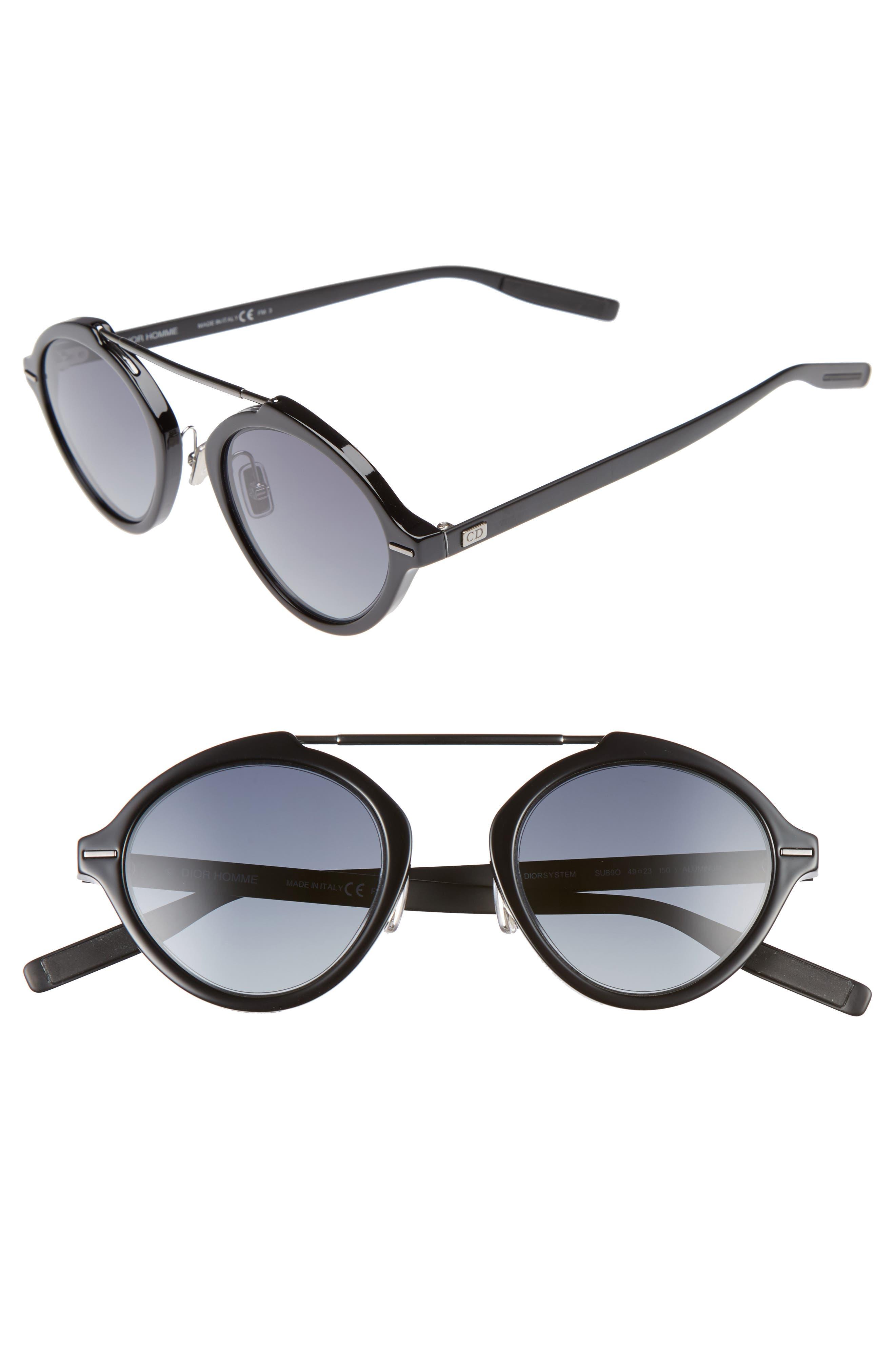 System 49mm Sunglasses,                             Main thumbnail 1, color,                             001