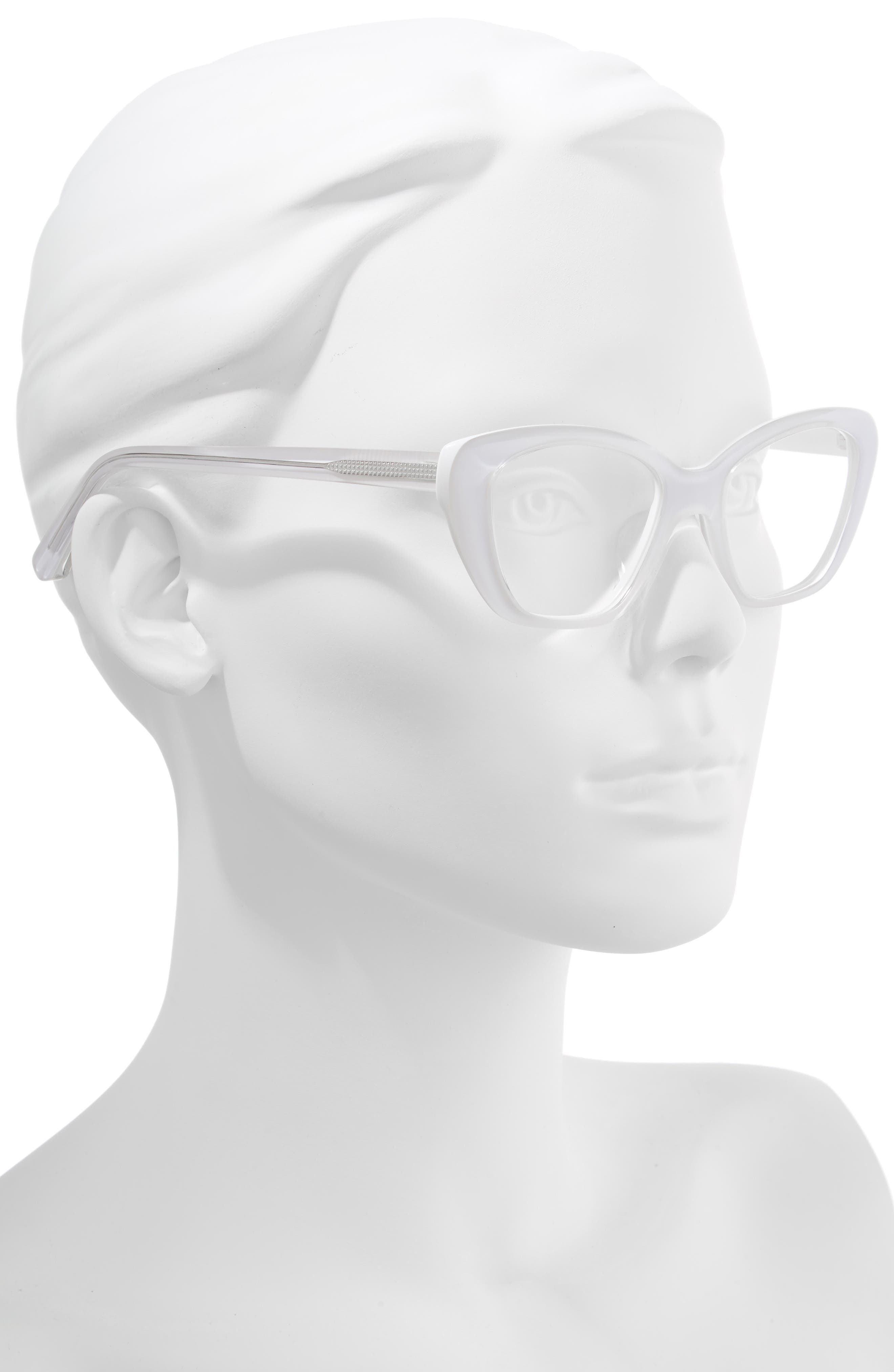 'Selma' 50mm Optical Glasses,                             Alternate thumbnail 2, color,                             100