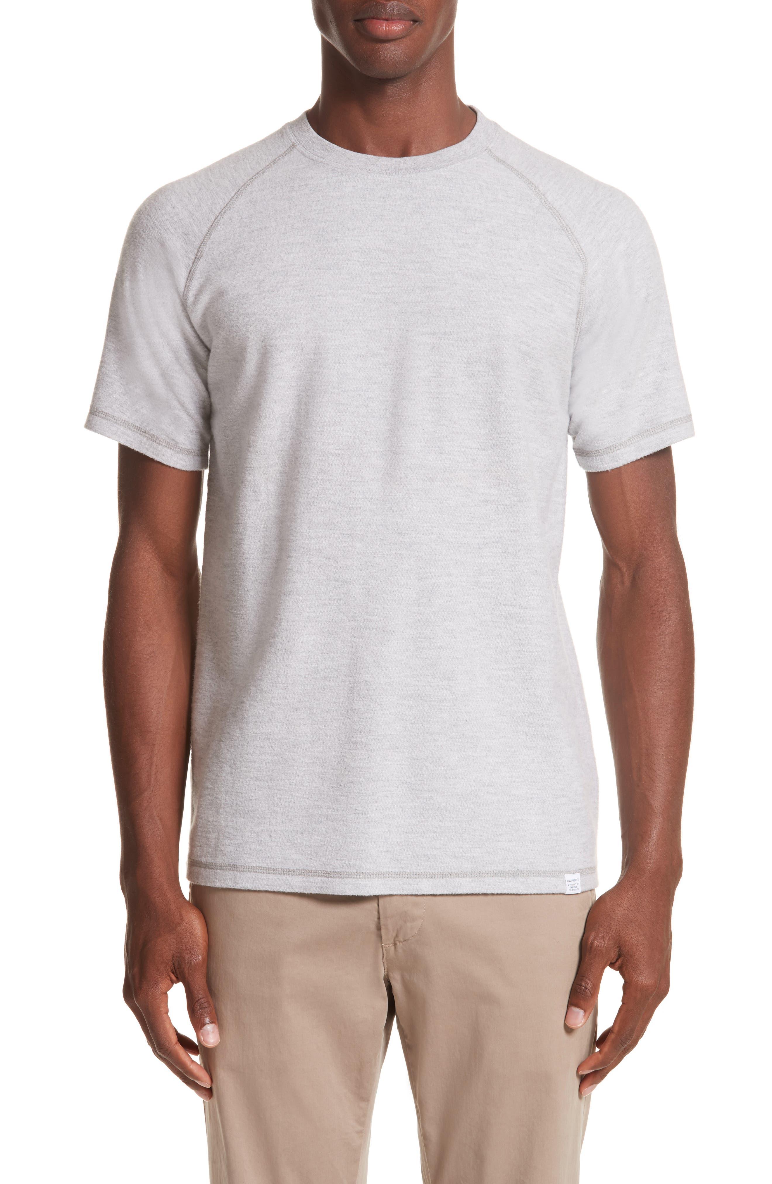 Victor Brushed Cotton T-Shirt,                             Main thumbnail 1, color,                             050