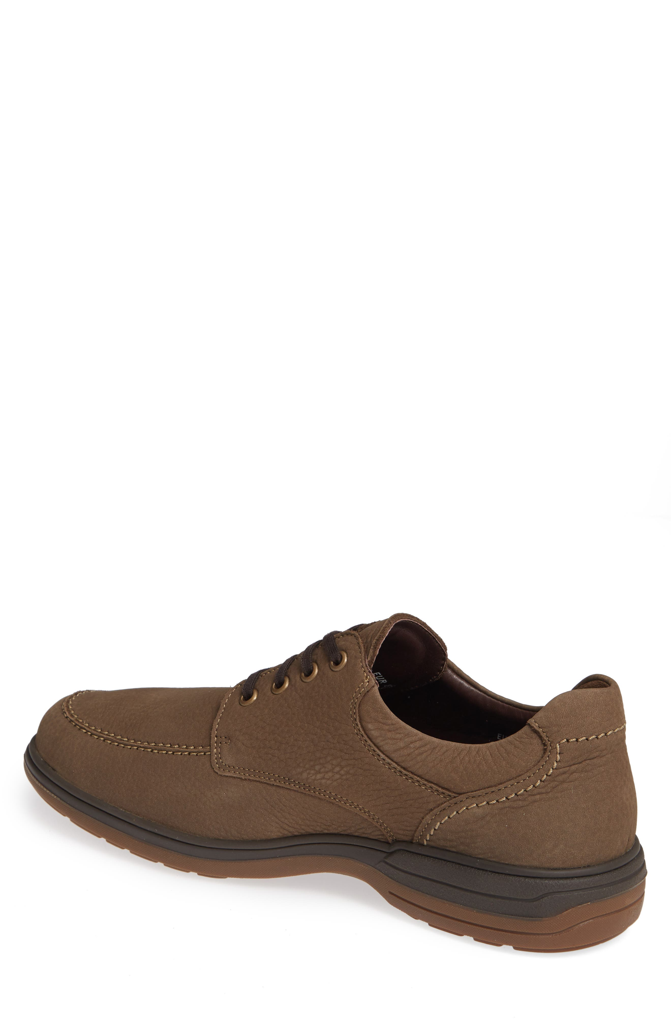 Douk HydroProtect Waterproof Moc Toe Derby,                             Alternate thumbnail 2, color,                             CAMEL SPORTBUCK