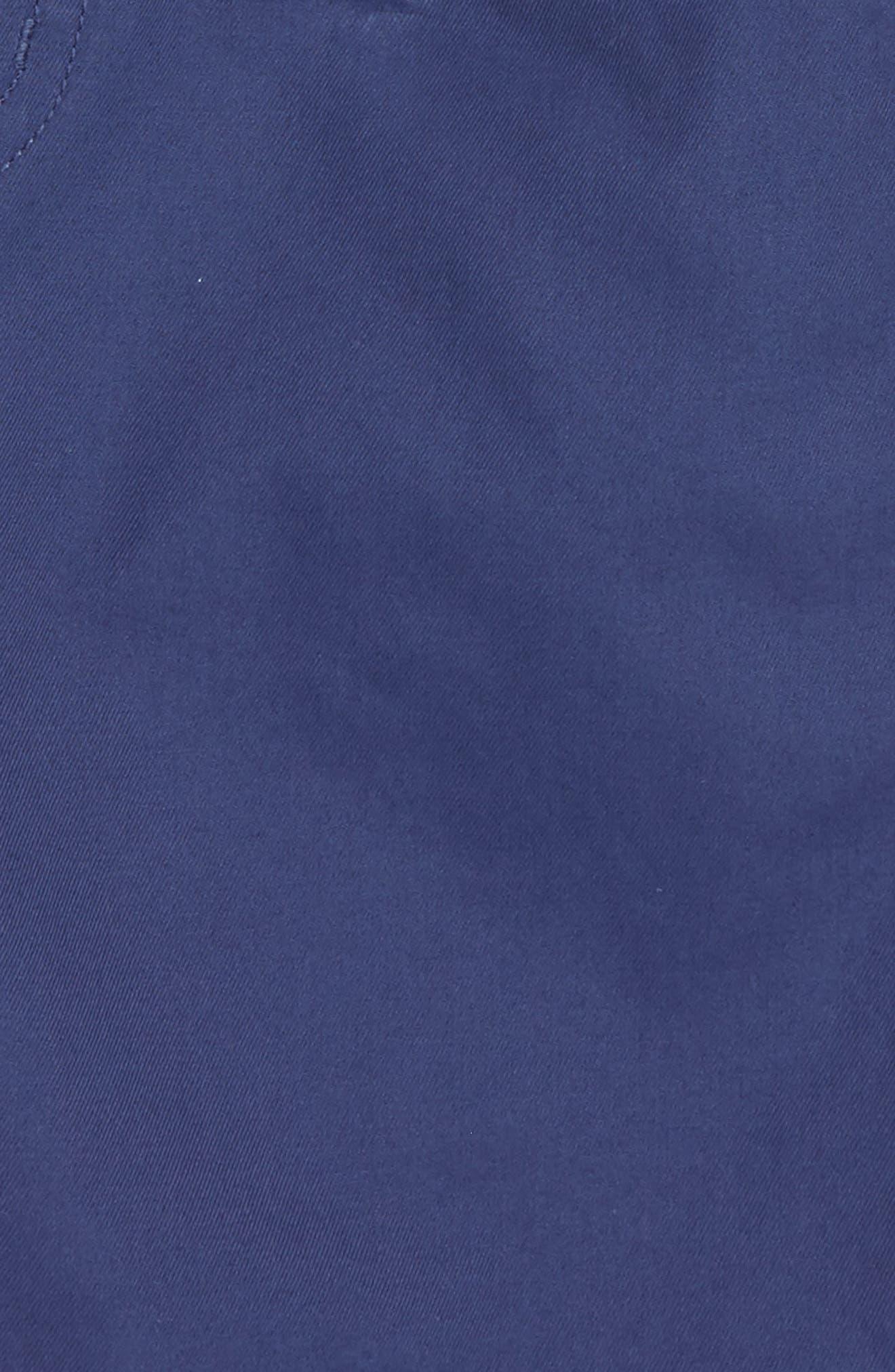 Elastic Waist Shorts,                             Main thumbnail 4, color,