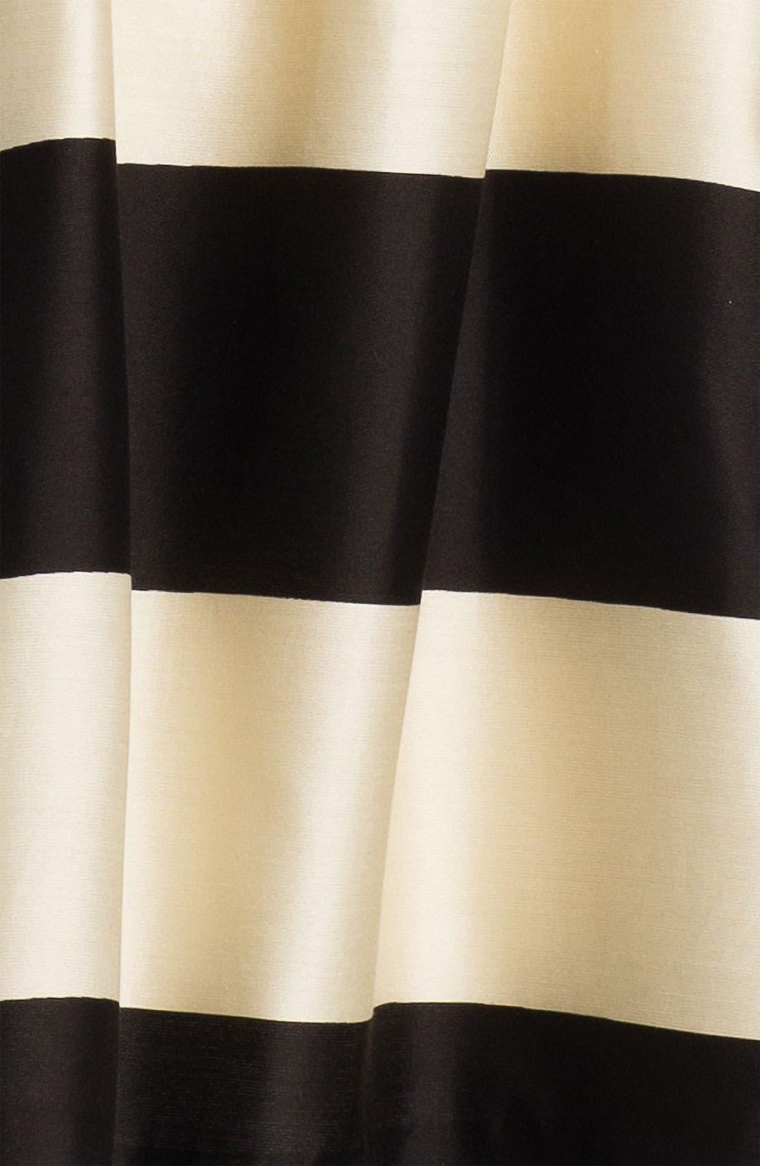 'carolyn' stripe fit & flare dress,                             Alternate thumbnail 2, color,                             200