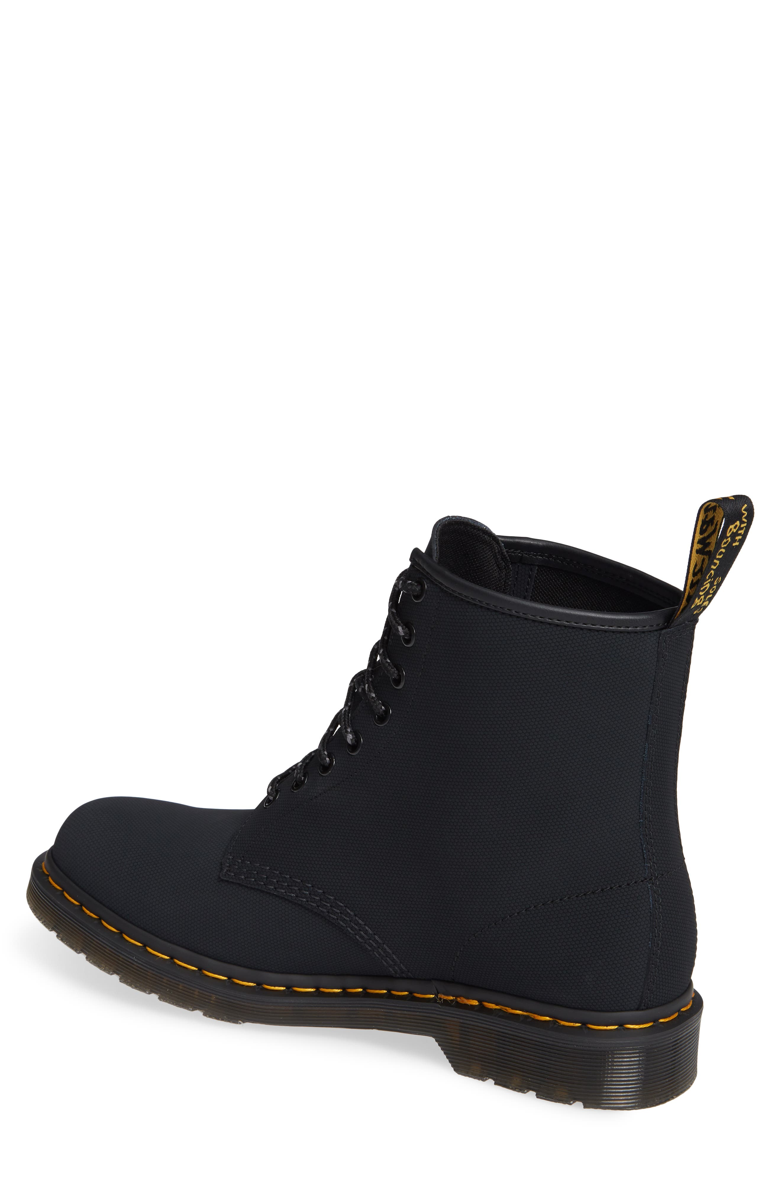 1460 - Broder Boot,                             Alternate thumbnail 2, color,                             001