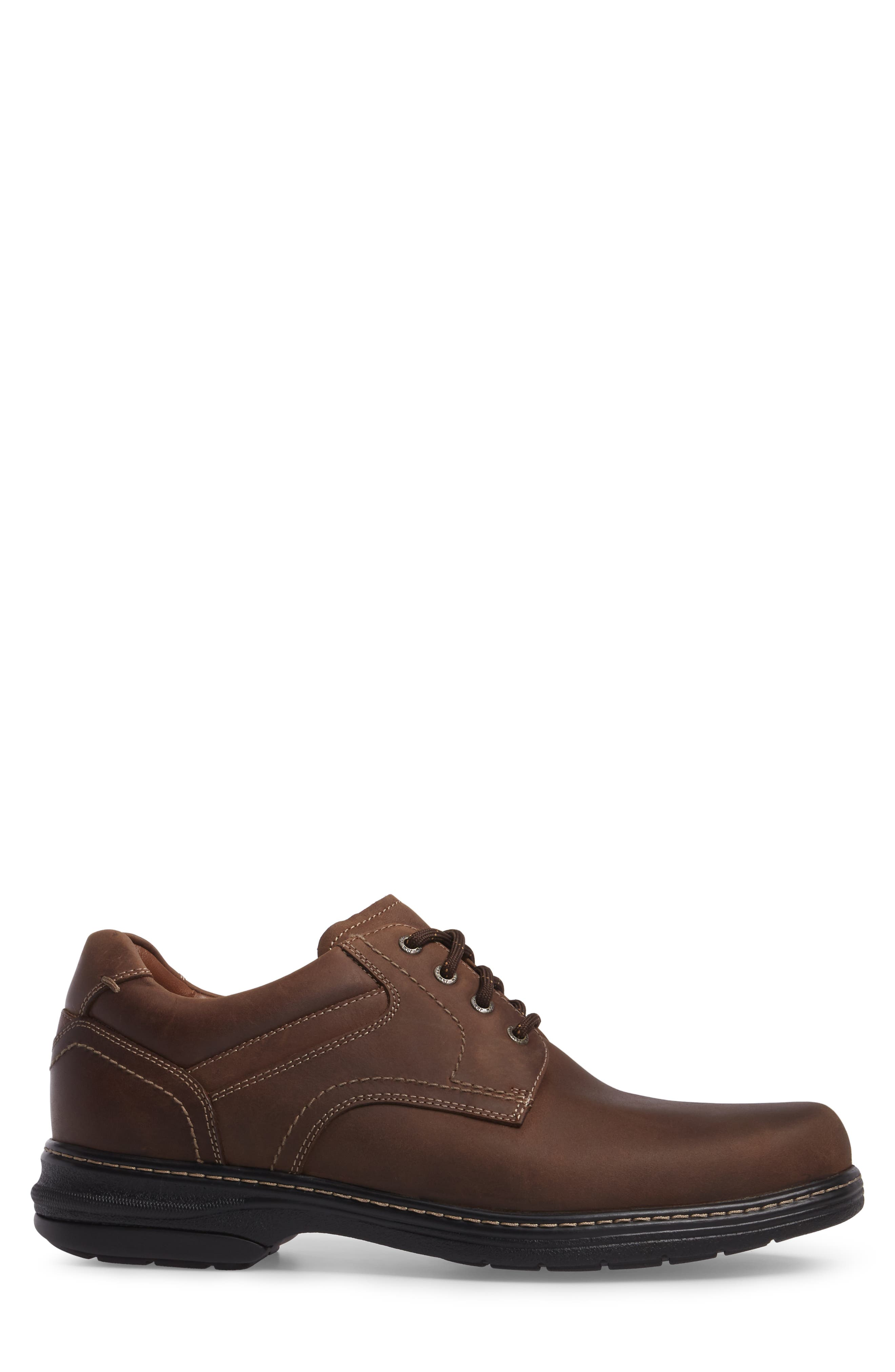 Windham Waterproof Plain Toe Derby,                             Alternate thumbnail 3, color,                             TAN