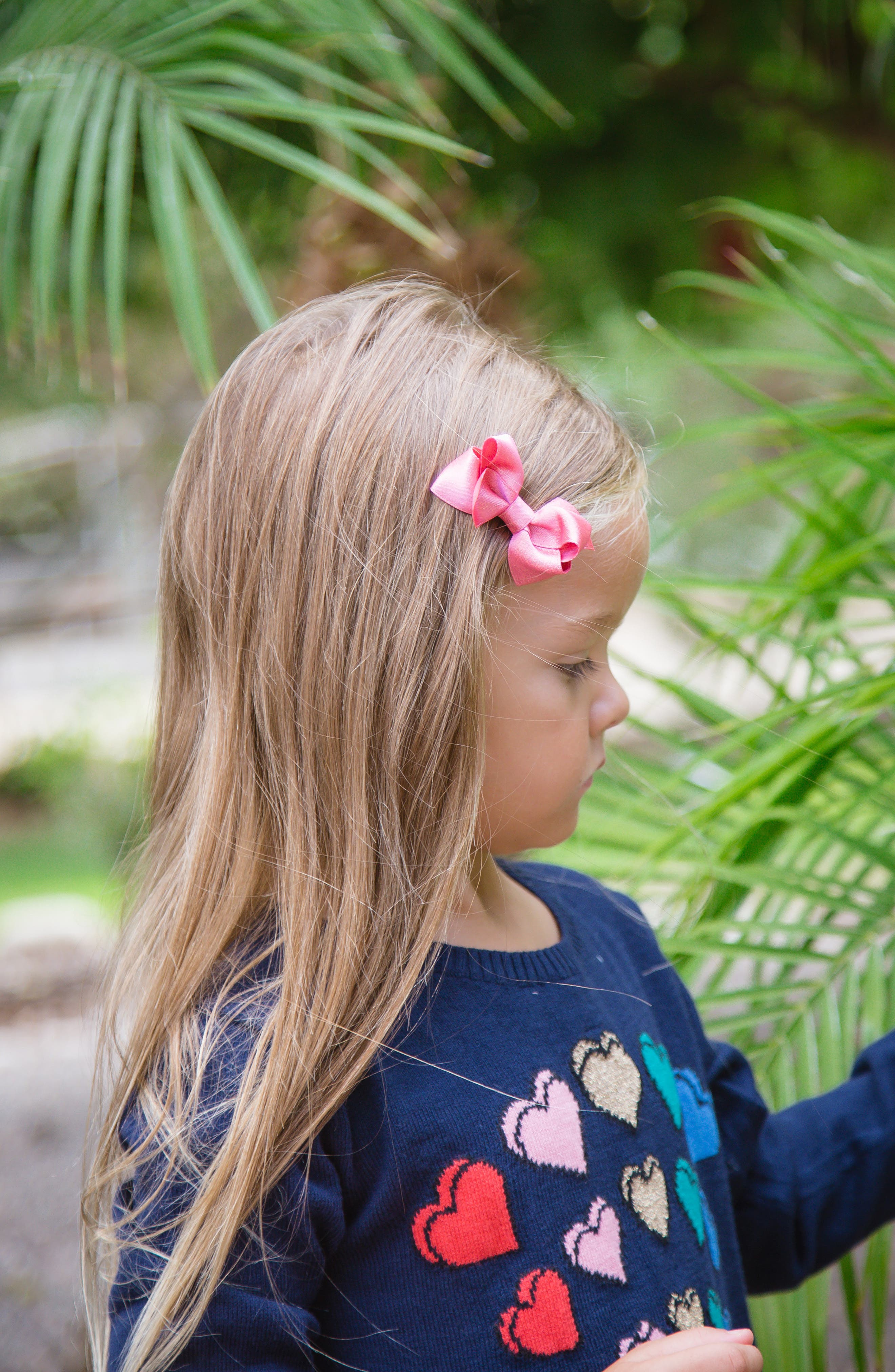 4-Pack Sparkle Hair Clips,                             Alternate thumbnail 8, color,                             MULTI
