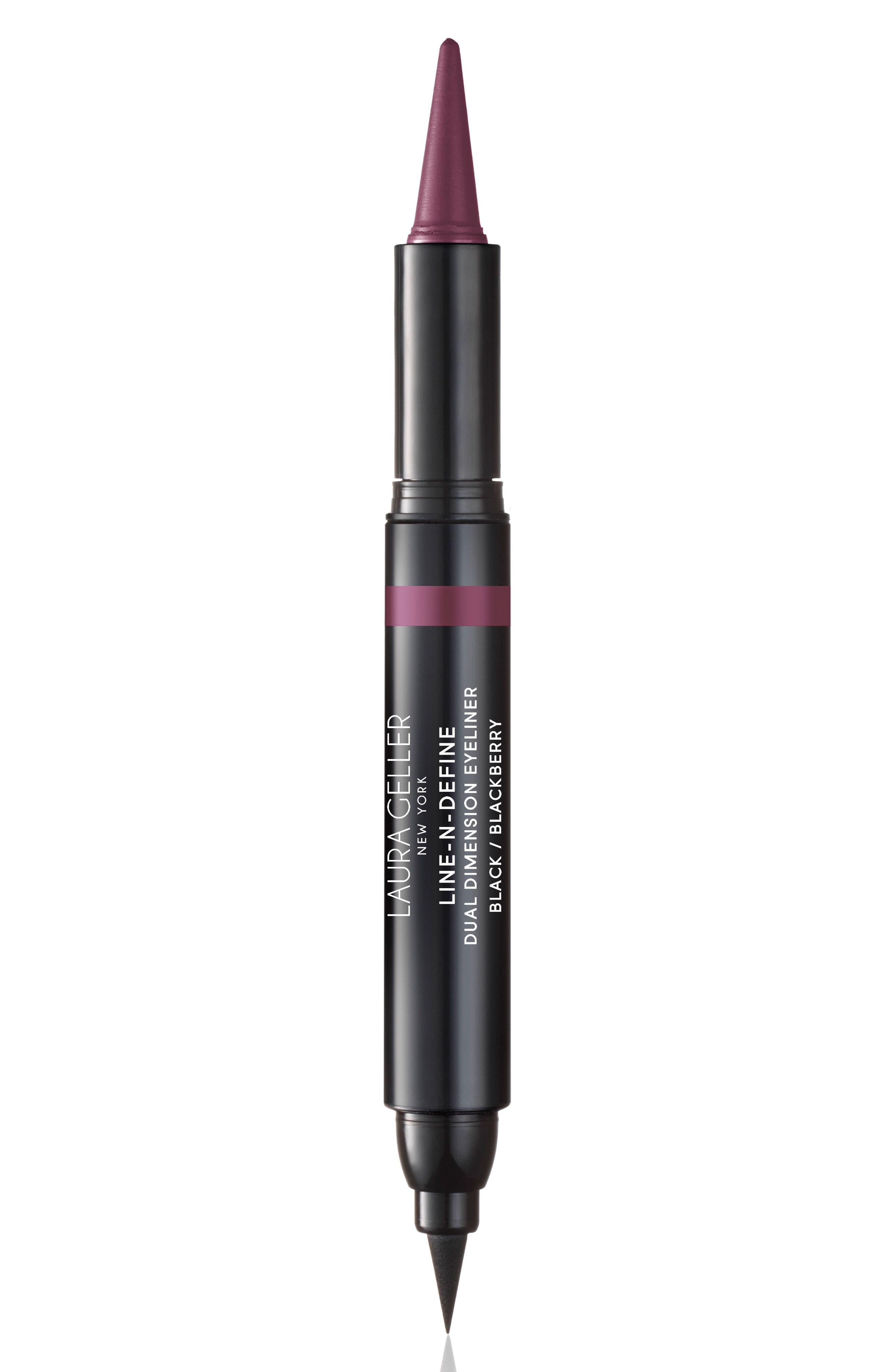 Laura Geller Beauty Line-N-Define Dual Dimension Eyeliner - Blackberry