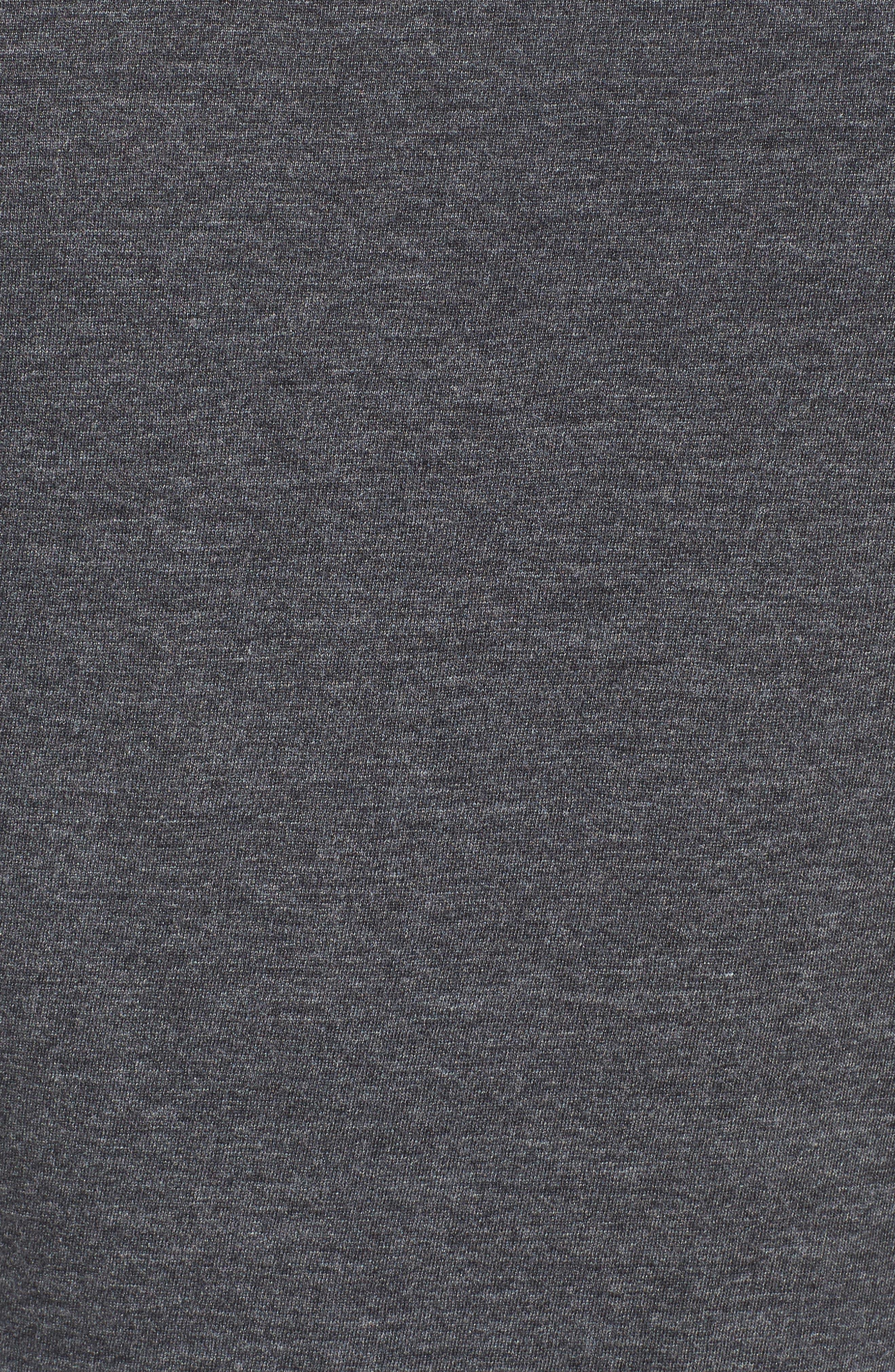 Snooze Cloud Graphic T-Shirt,                             Alternate thumbnail 5, color,                             001
