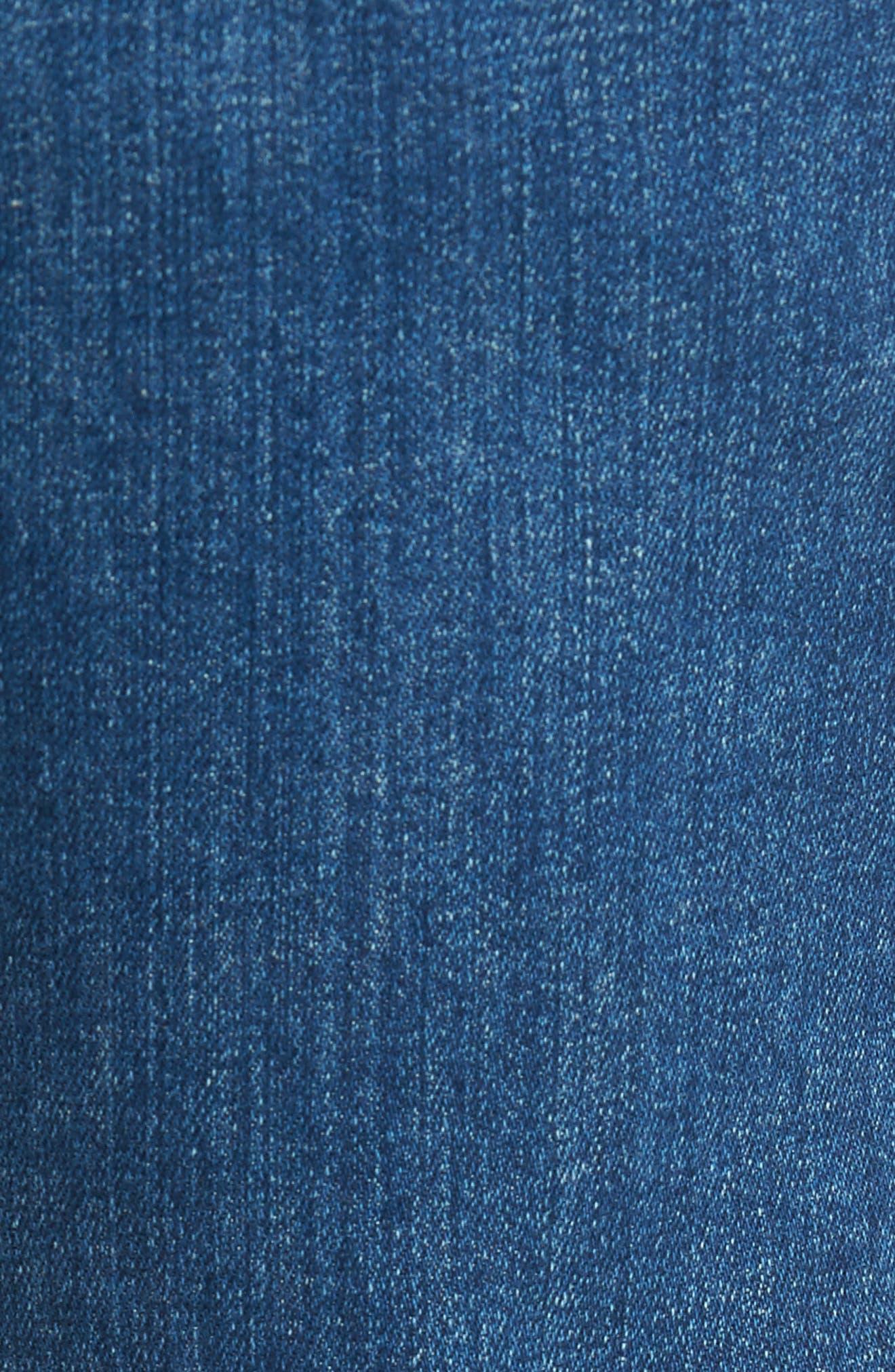 L'Homme Slim Fit Jeans,                             Alternate thumbnail 5, color,                             407
