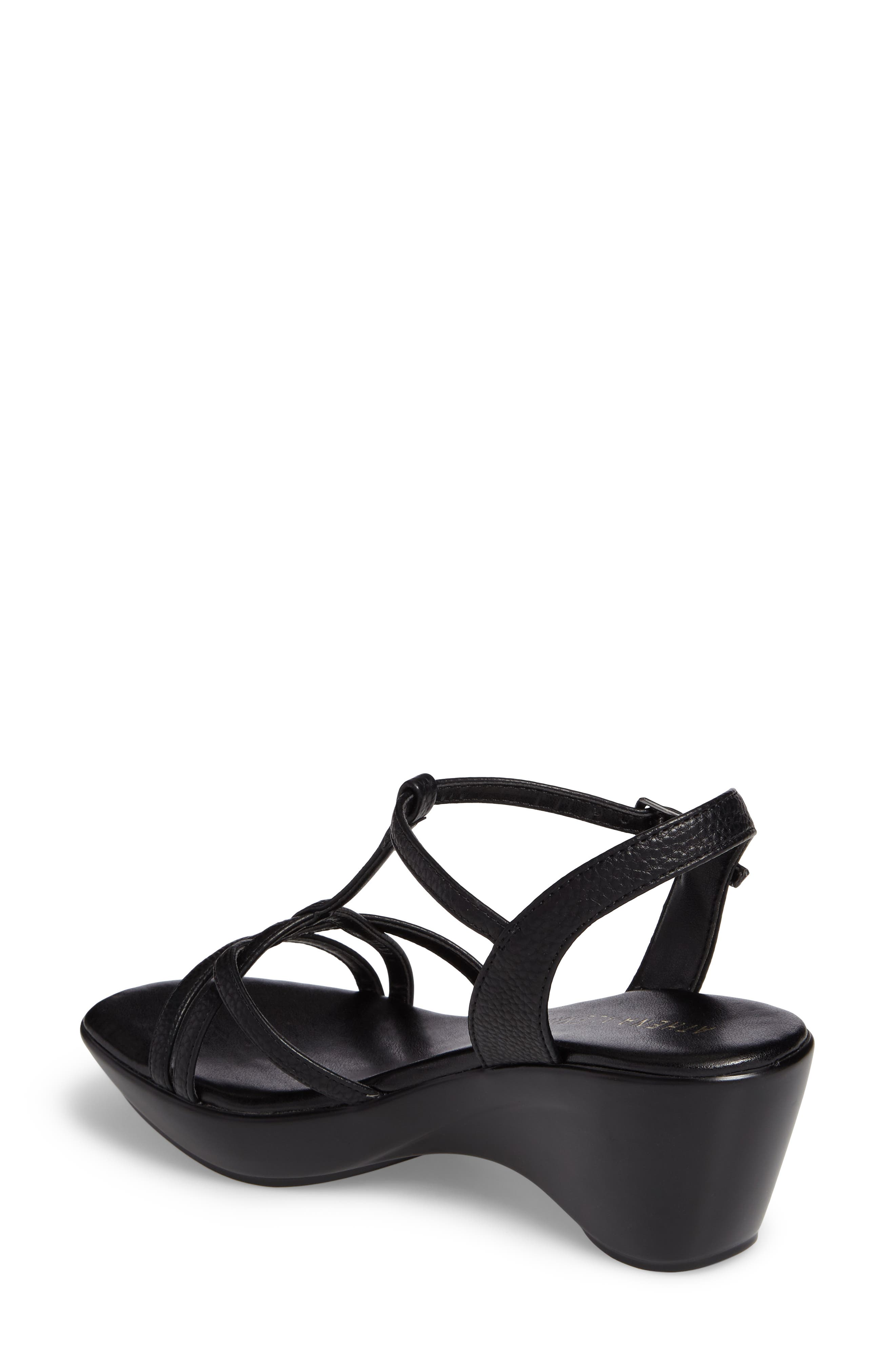 Cassort T-Strap Sandal,                             Alternate thumbnail 3, color,