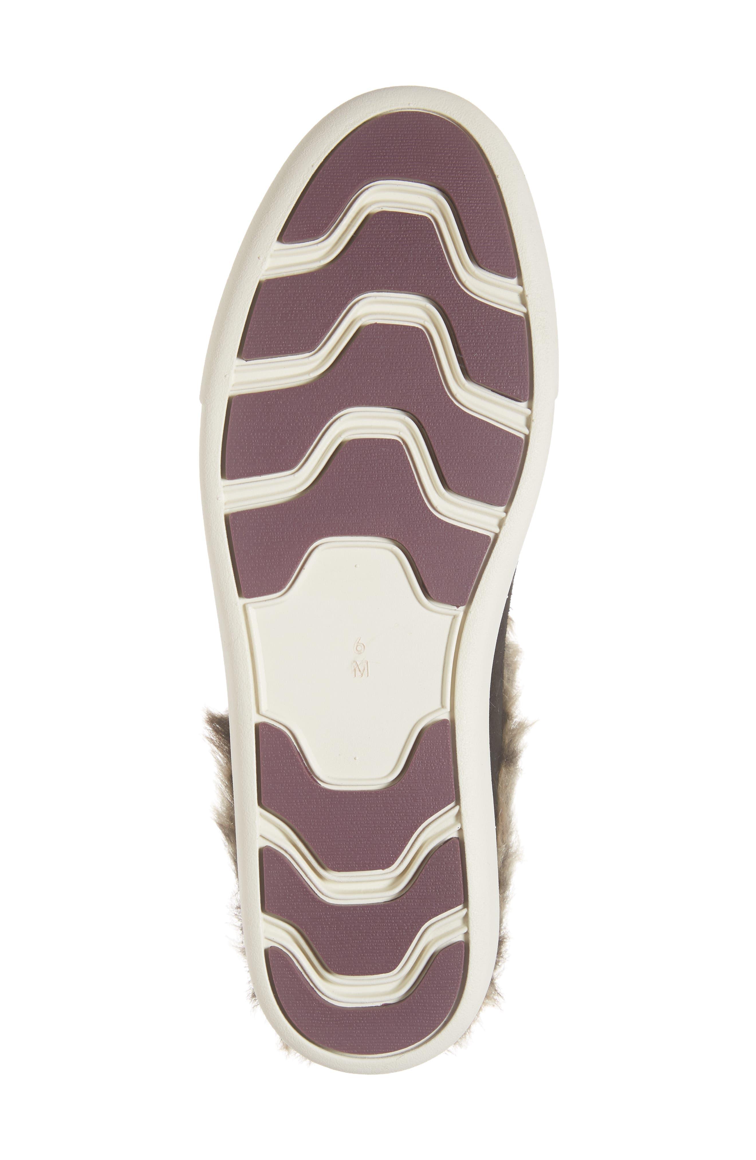 VANELI,                             Yasir Slip-On Sneaker,                             Alternate thumbnail 6, color,                             BLACK SUEDE