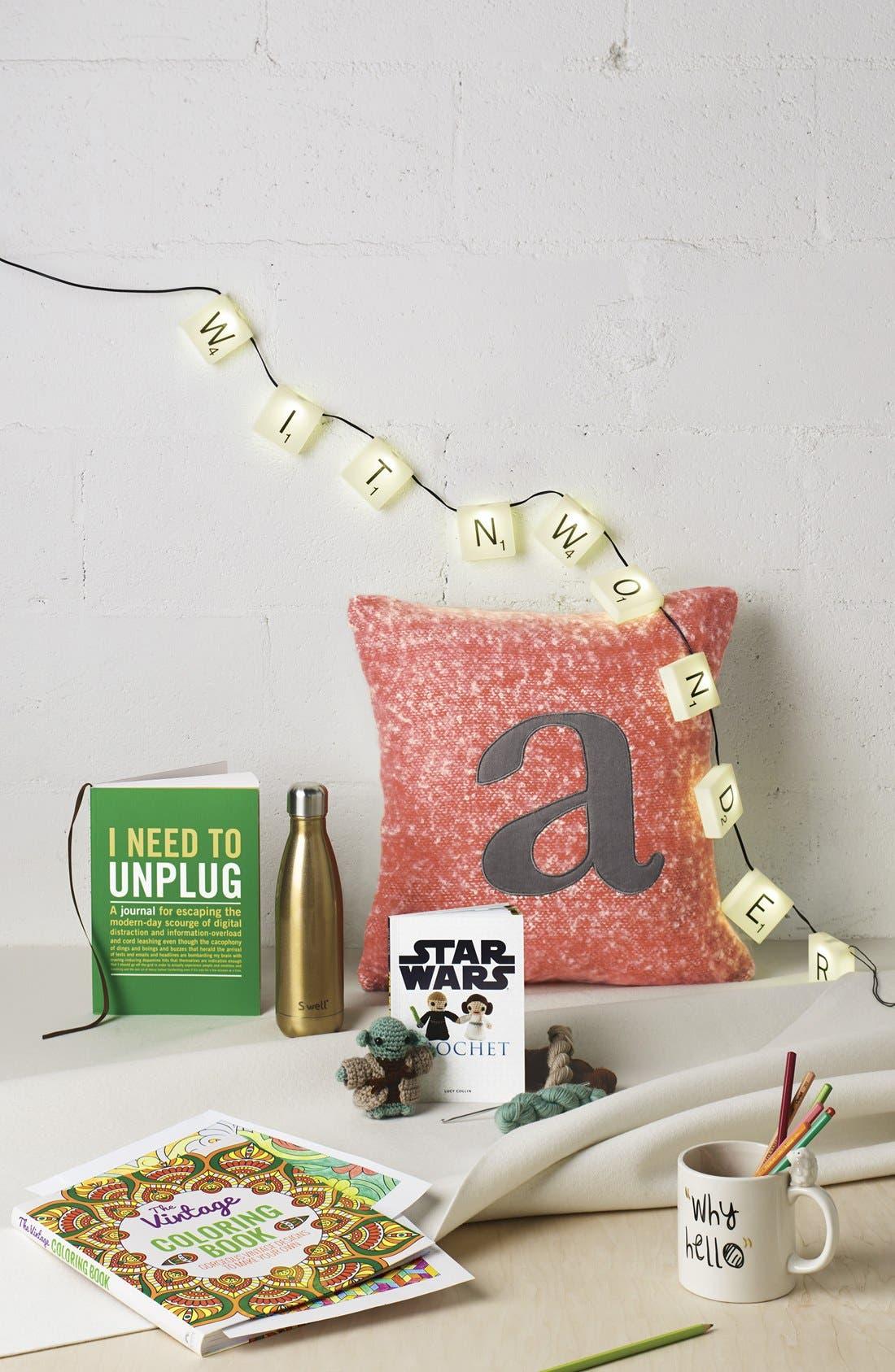 'Star Wars Crochet' Book & Kit,                             Alternate thumbnail 3, color,                             400